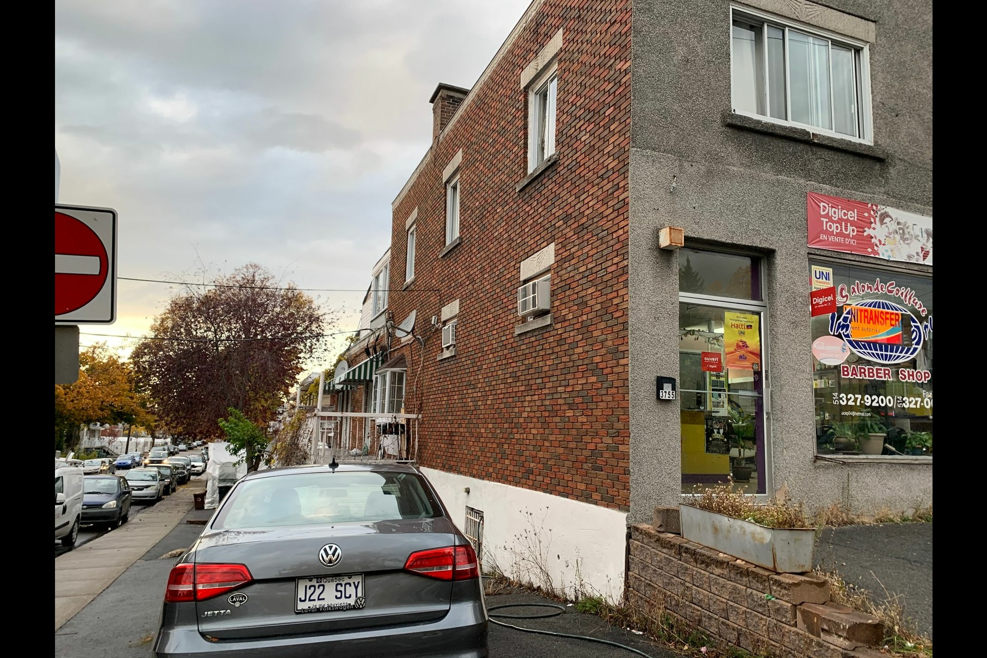 image 2 - Triplex À vendre Montréal-Nord Montréal  - 5 pièces