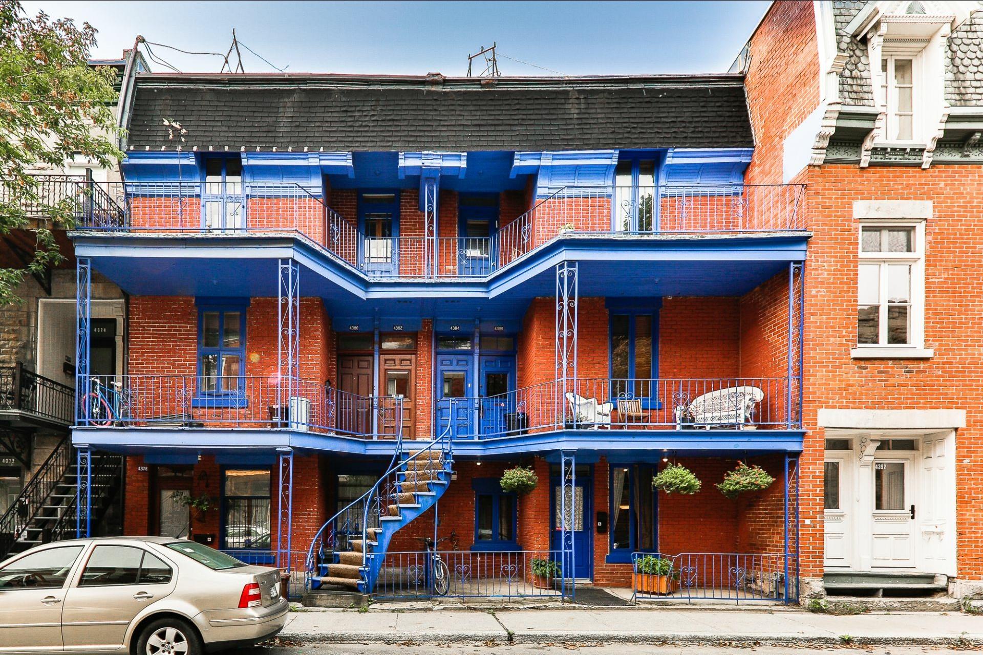 image 1 - Appartement À vendre Le Plateau-Mont-Royal Montréal  - 7 pièces