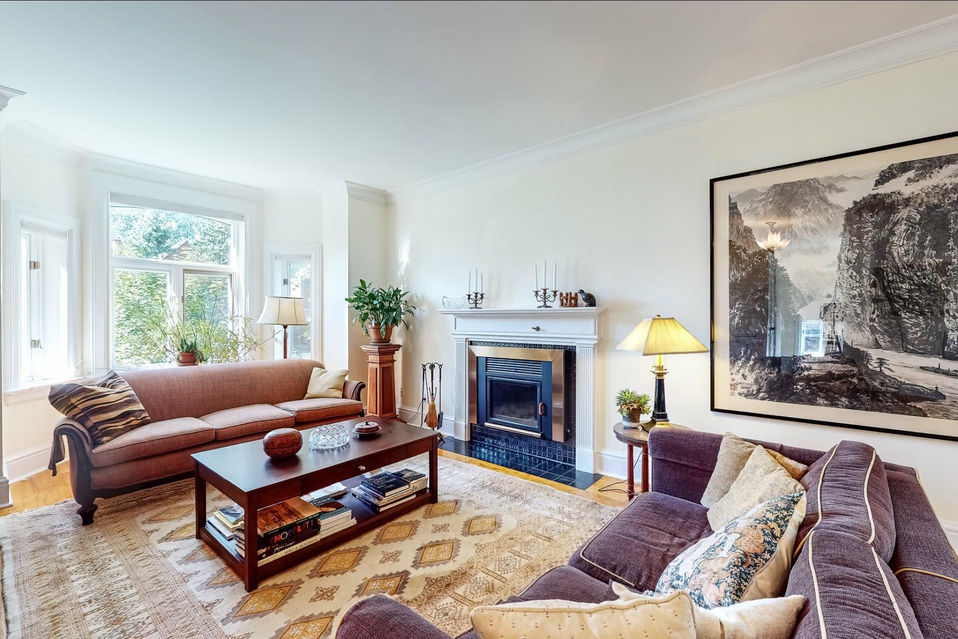 image 4 - Appartement À vendre Outremont Montréal  - 8 pièces