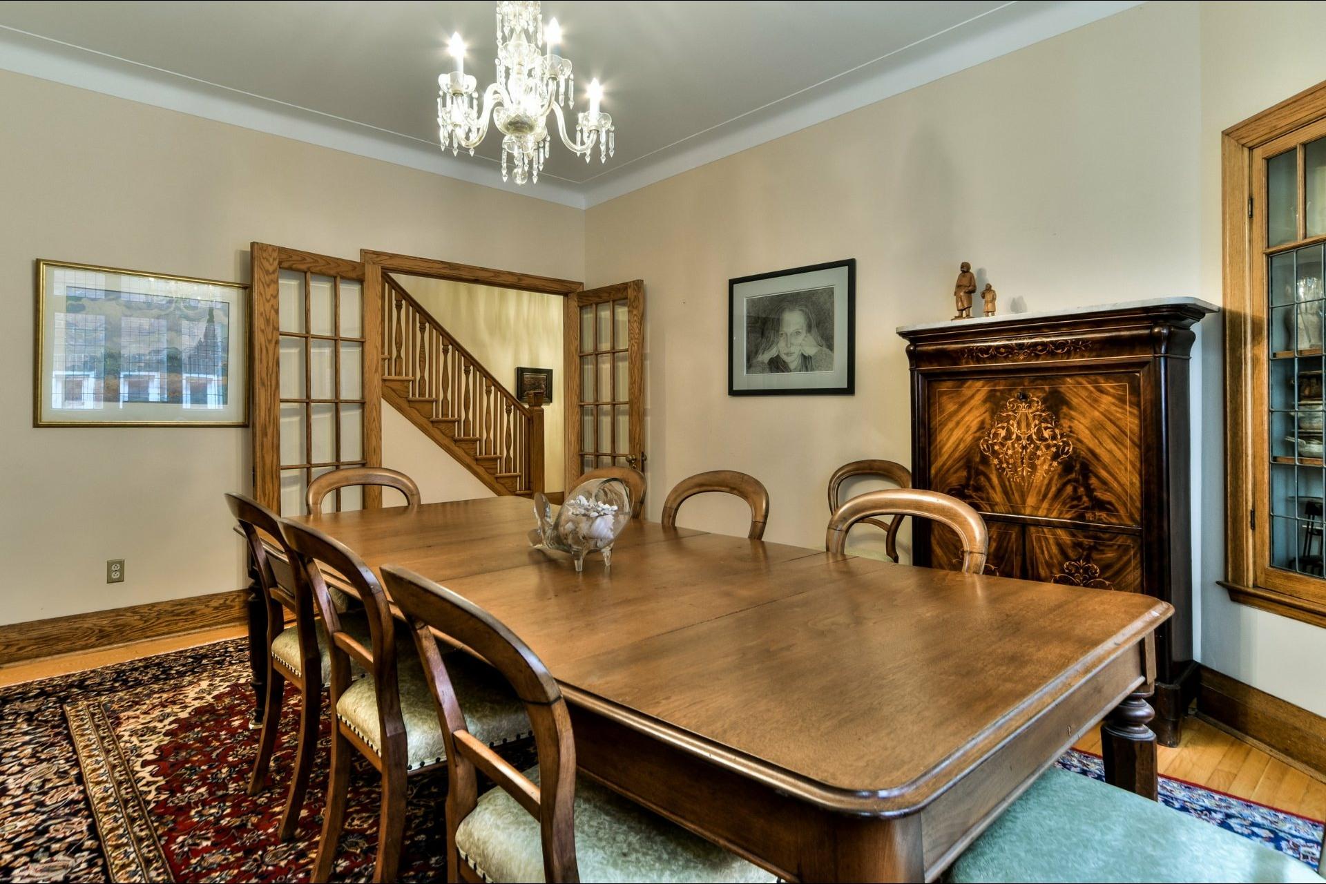image 11 - House For sale Côte-des-Neiges/Notre-Dame-de-Grâce Montréal  - 13 rooms