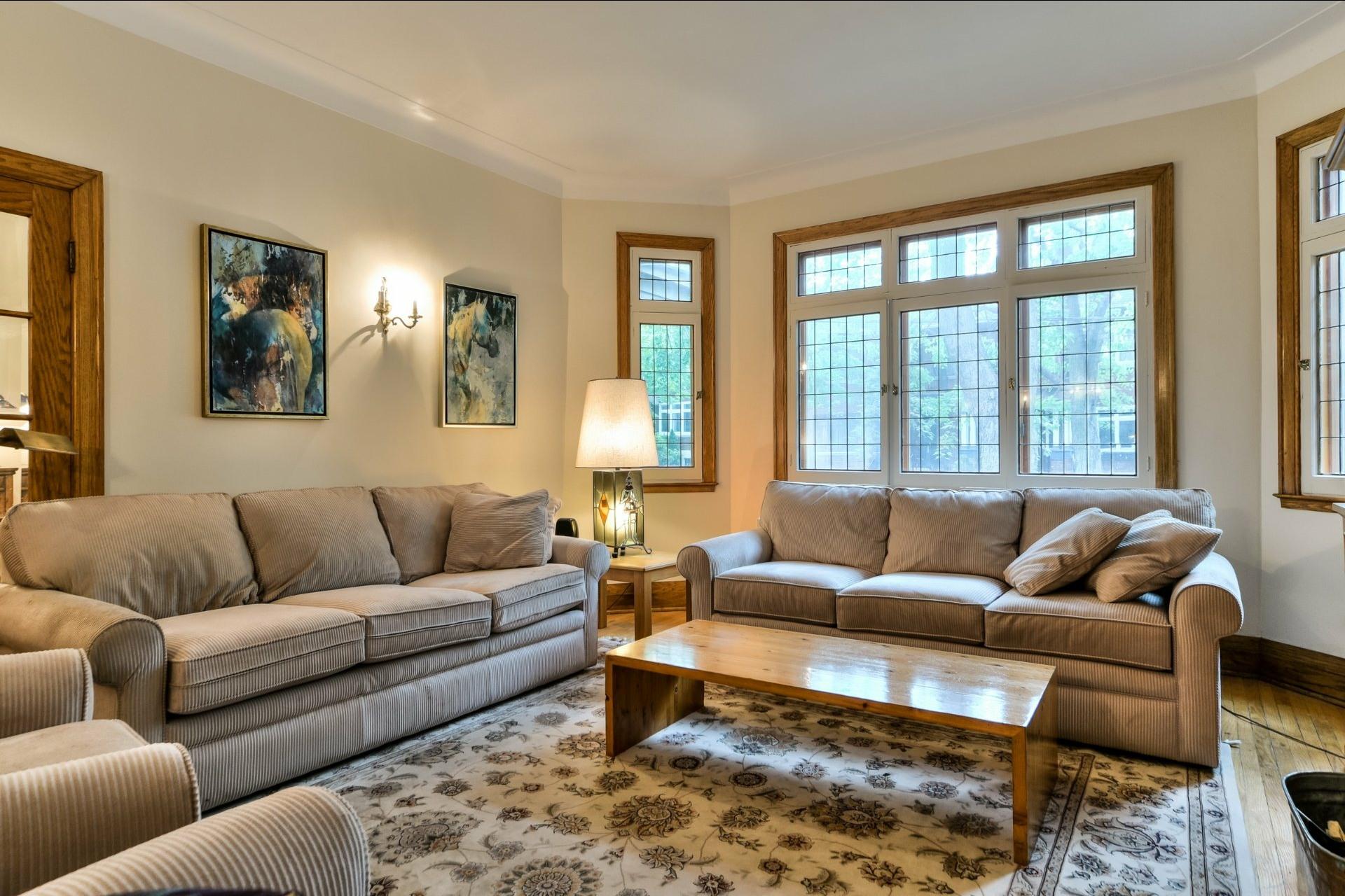 image 6 - House For sale Côte-des-Neiges/Notre-Dame-de-Grâce Montréal  - 13 rooms
