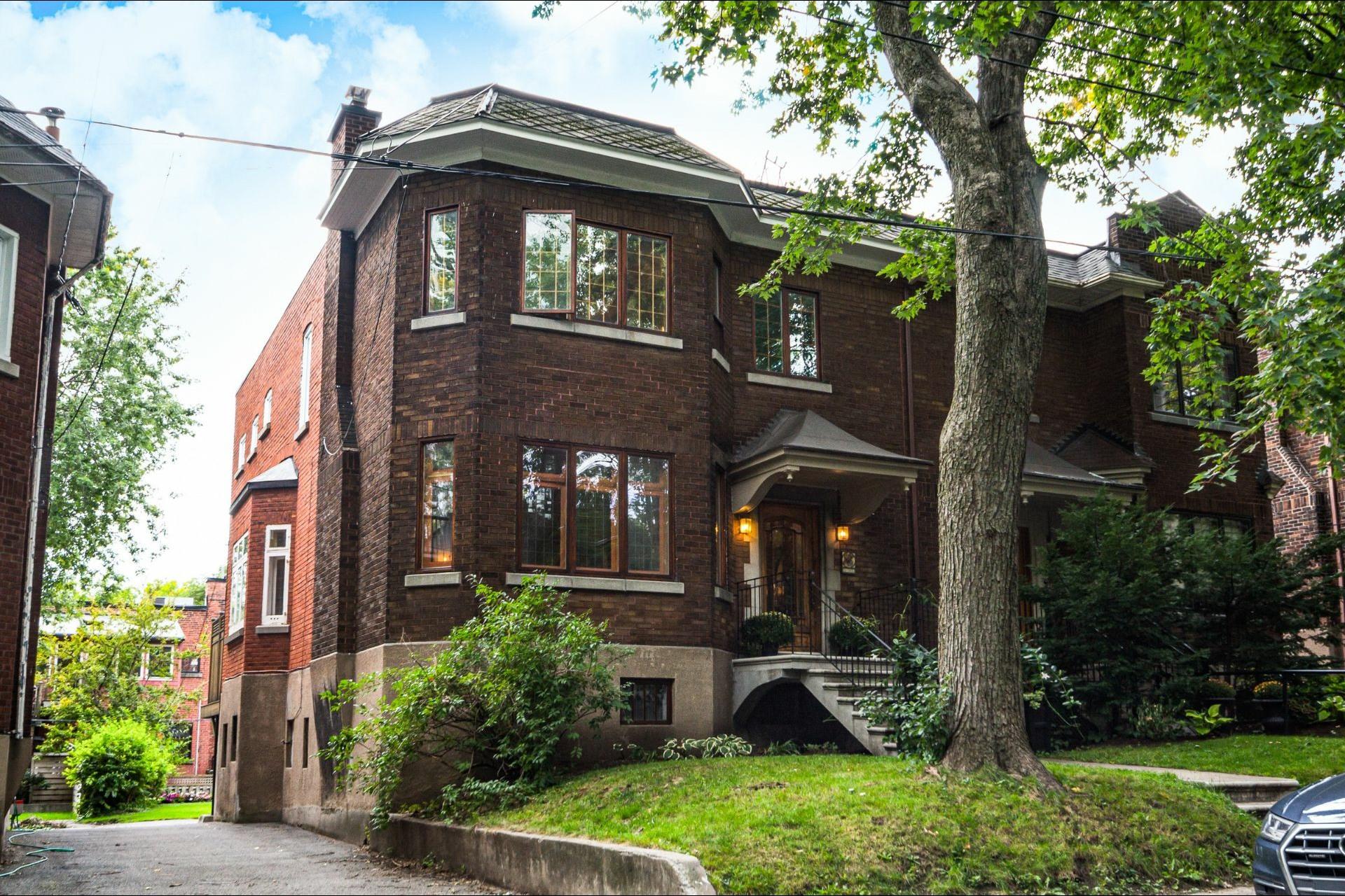 image 33 - House For sale Côte-des-Neiges/Notre-Dame-de-Grâce Montréal  - 13 rooms