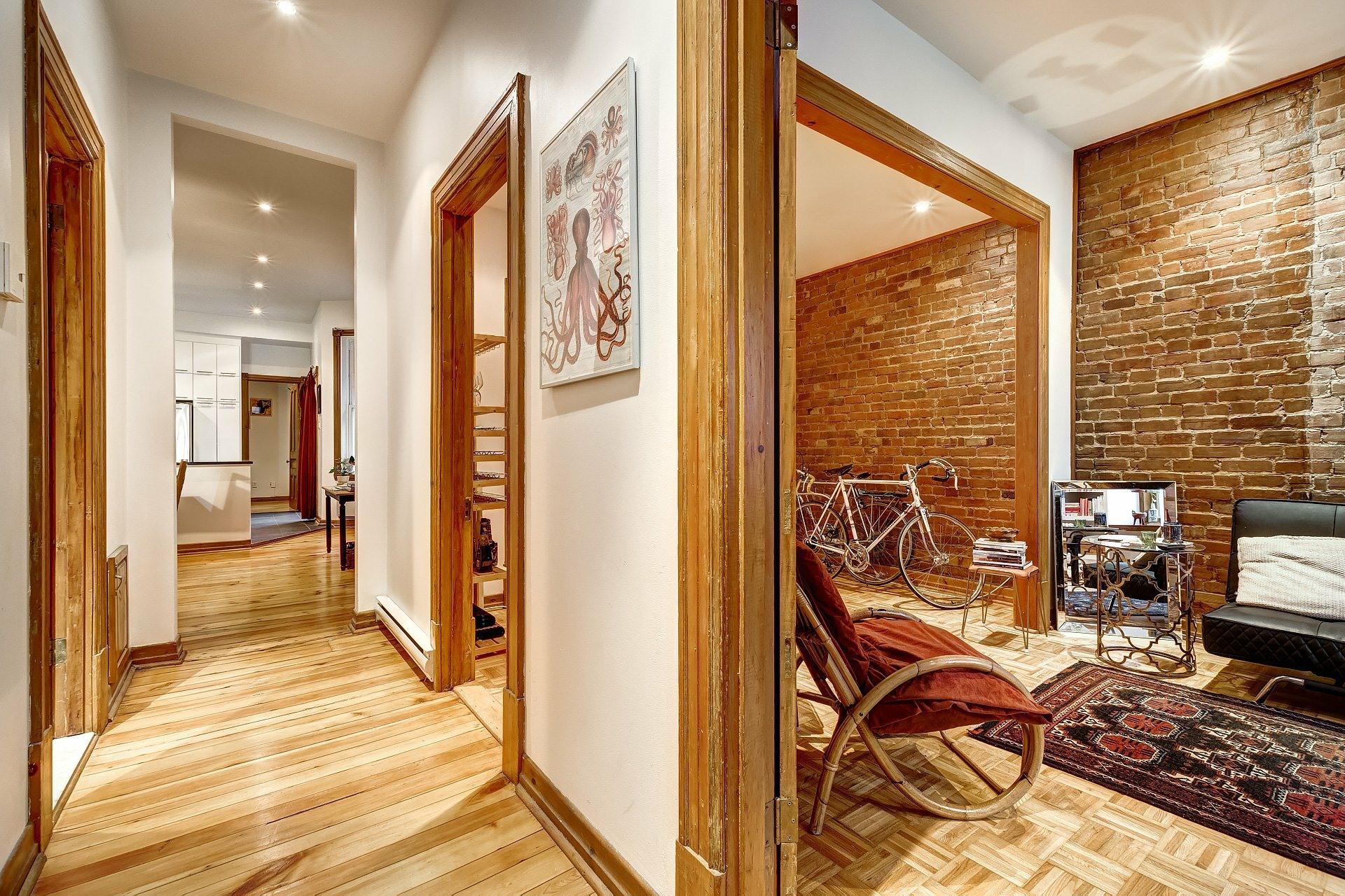 image 1 - Appartement À vendre Le Plateau-Mont-Royal Montréal  - 6 pièces