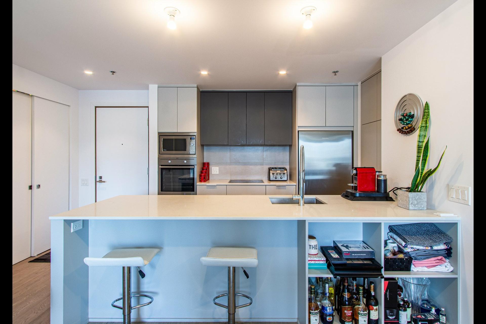 image 2 - Appartement À vendre Le Sud-Ouest Montréal  - 6 pièces
