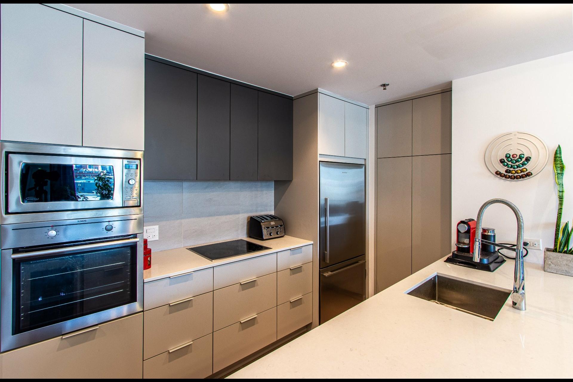 image 5 - Appartement À vendre Le Sud-Ouest Montréal  - 6 pièces