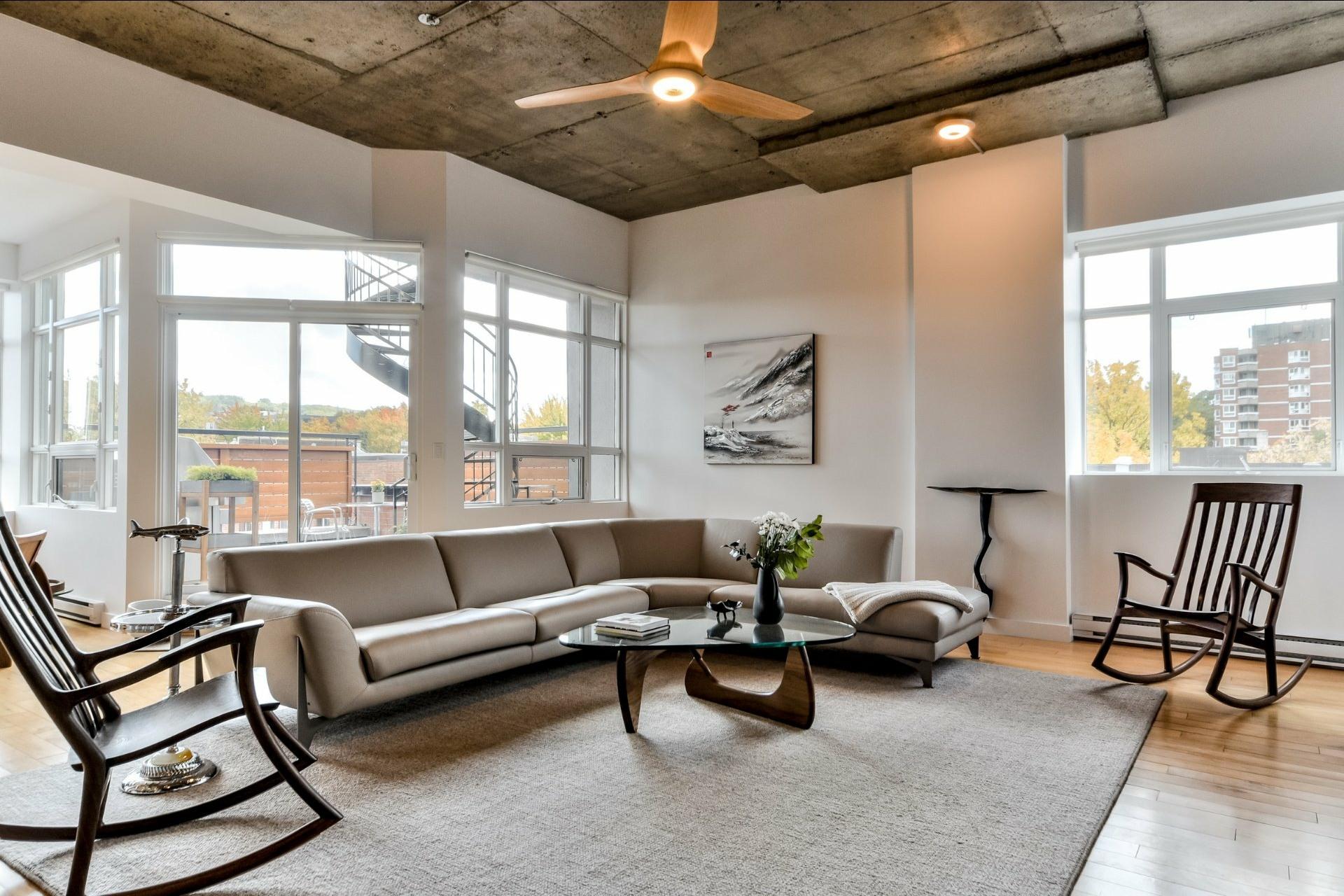 image 1 - Apartment For sale Outremont Montréal  - 8 rooms