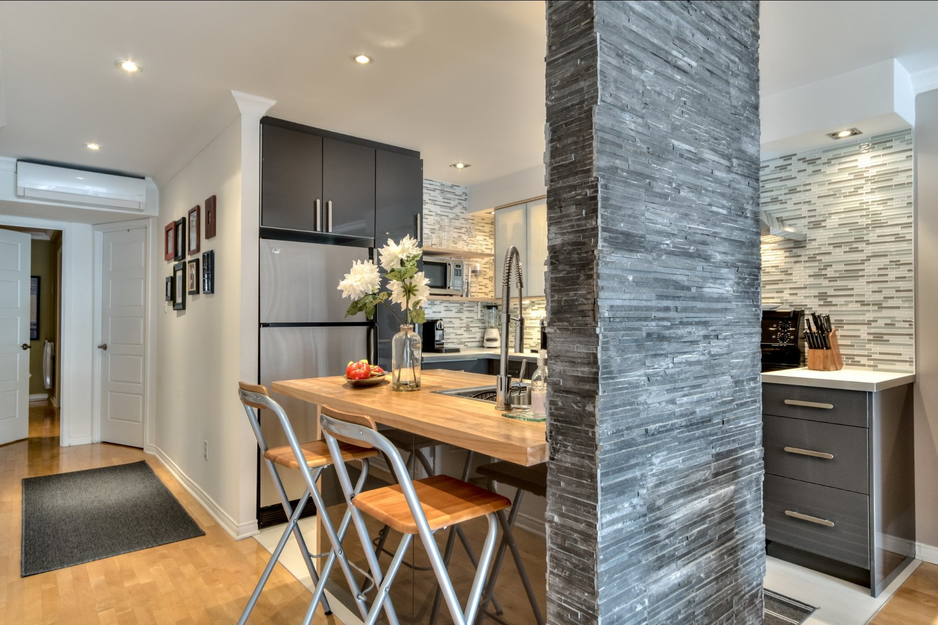 image 8 - Departamento En venta Ville-Marie Montréal  - 5 habitaciones