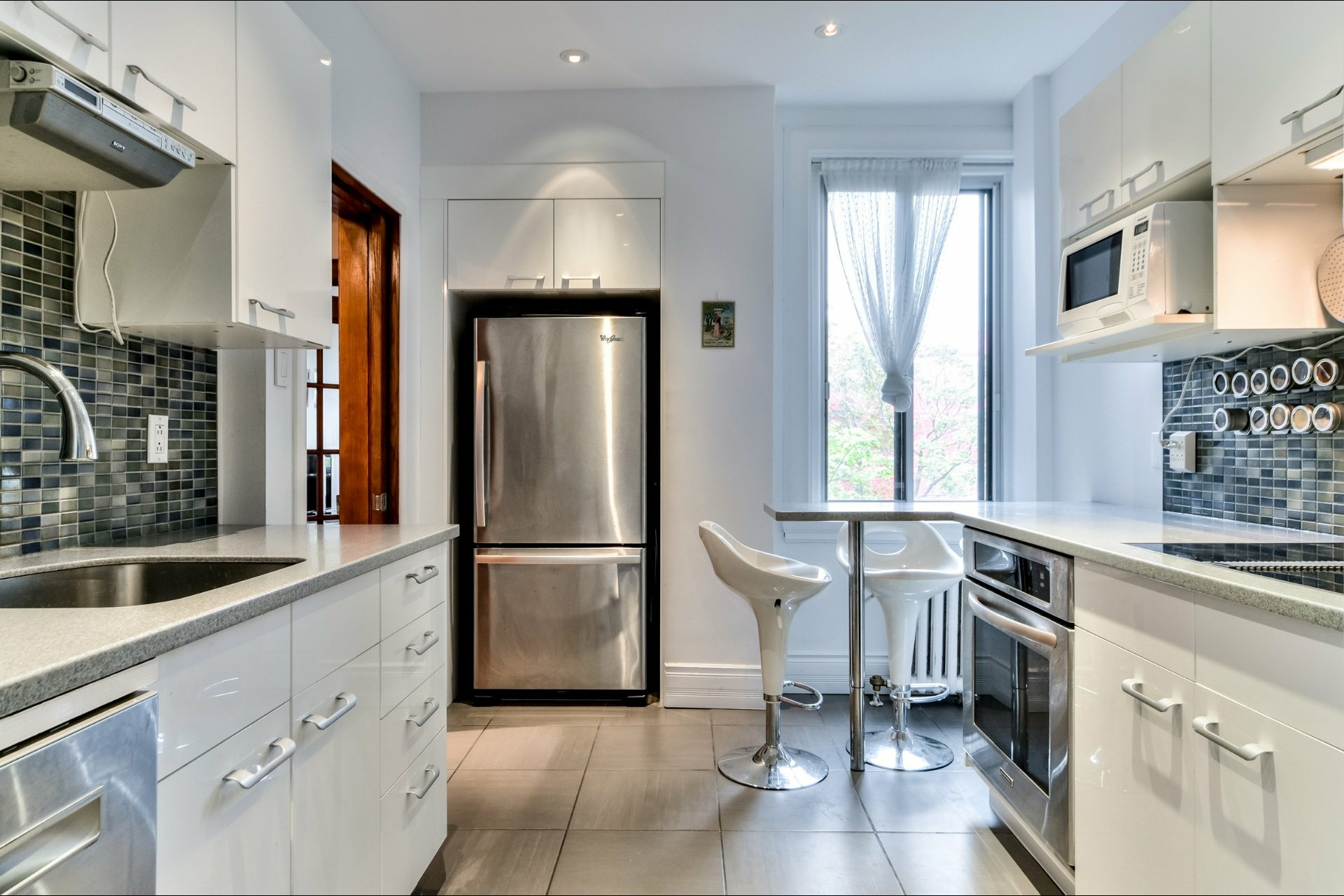 image 3 - Apartment For sale Outremont Montréal  - 7 rooms