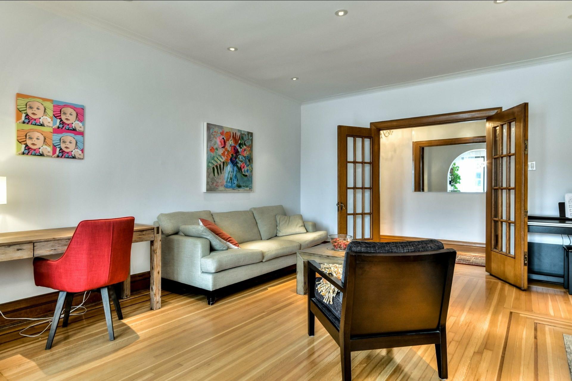 image 2 - Apartment For sale Outremont Montréal  - 7 rooms