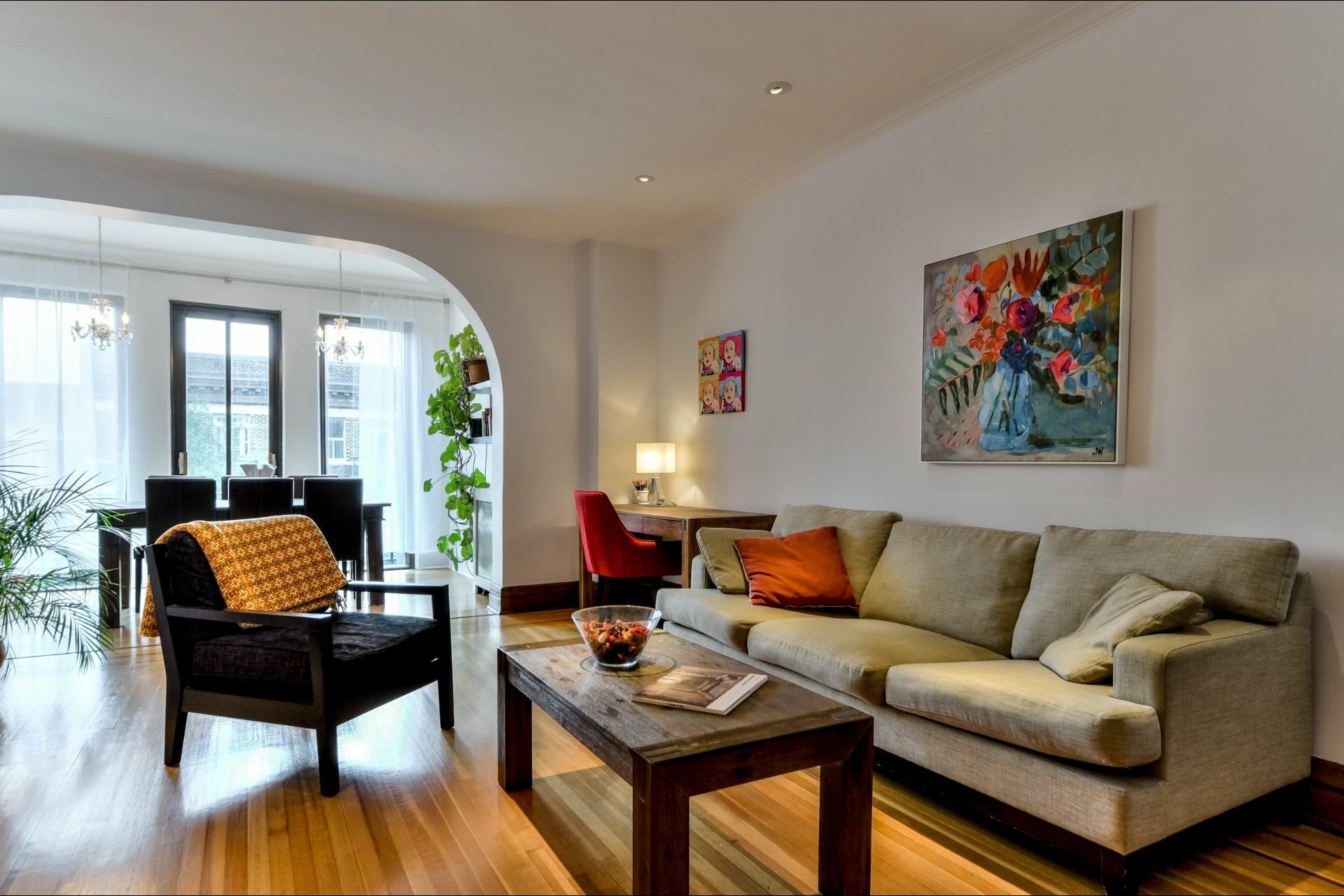 image 8 - Apartment For sale Outremont Montréal  - 7 rooms