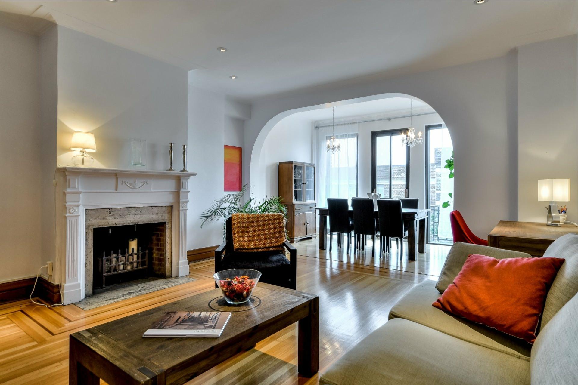image 1 - Apartment For sale Outremont Montréal  - 7 rooms