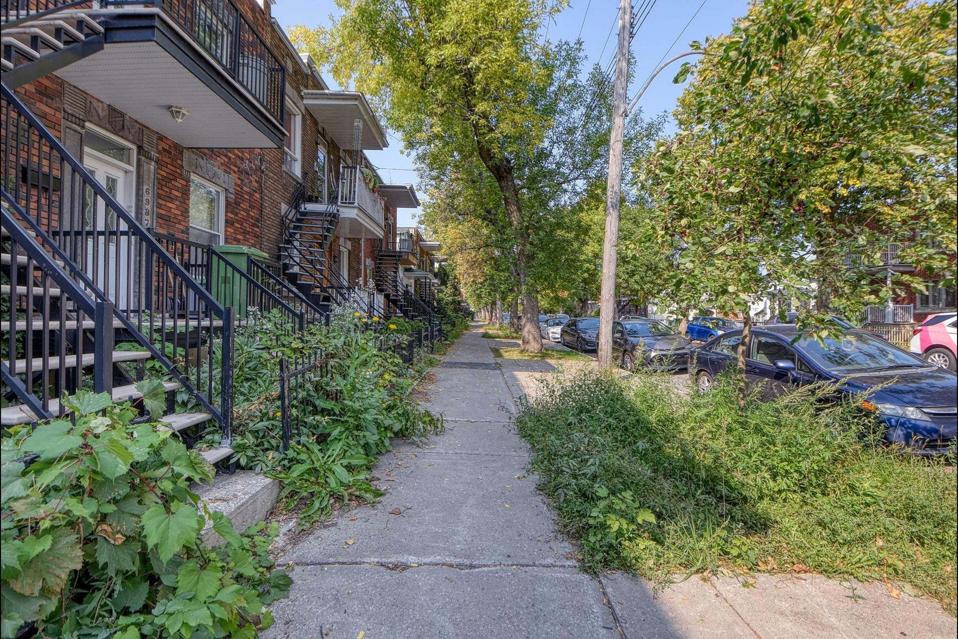image 10 - Duplex À vendre Le Sud-Ouest Montréal  - 4 pièces