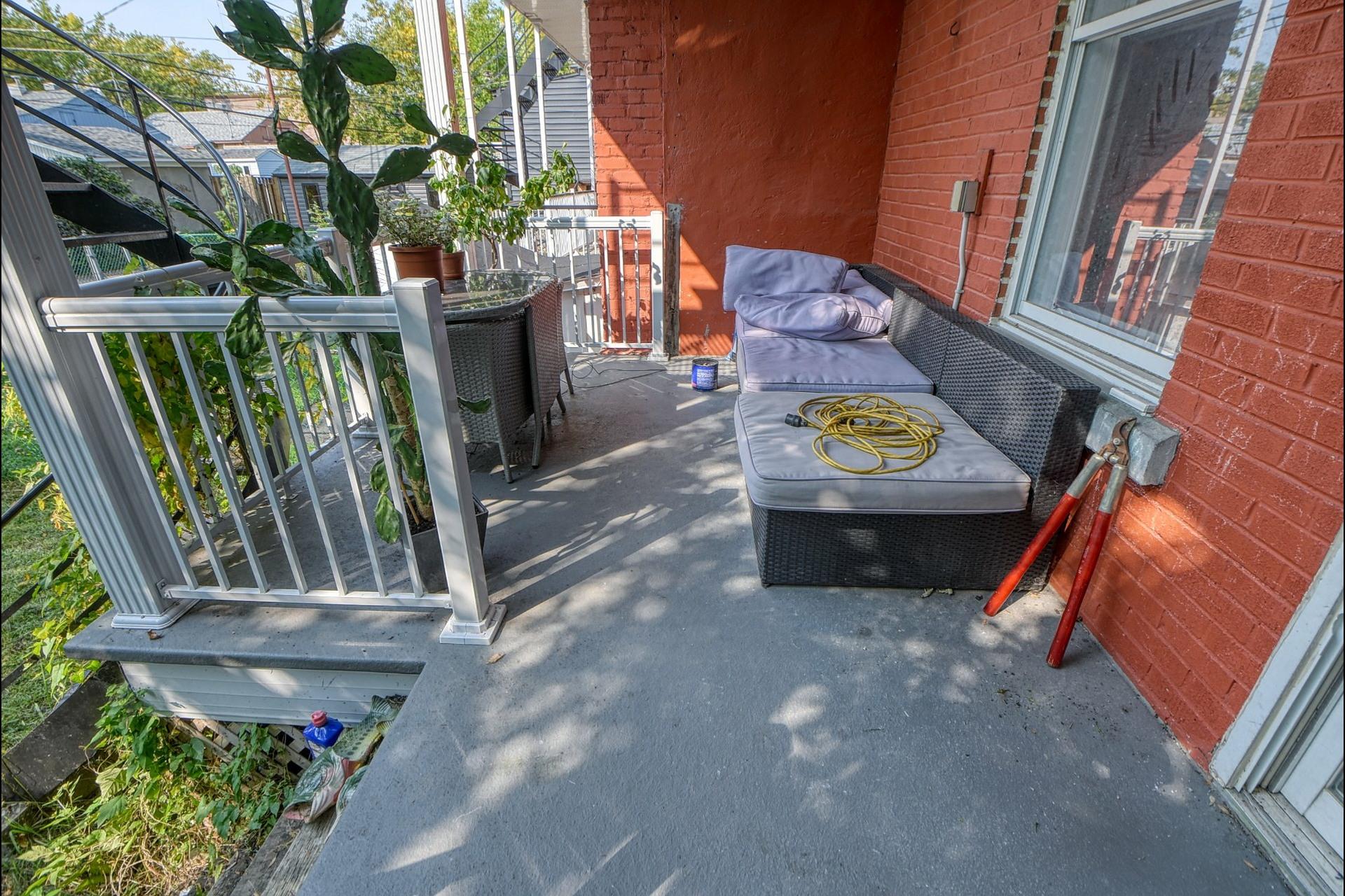 image 6 - Duplex À vendre Le Sud-Ouest Montréal  - 4 pièces