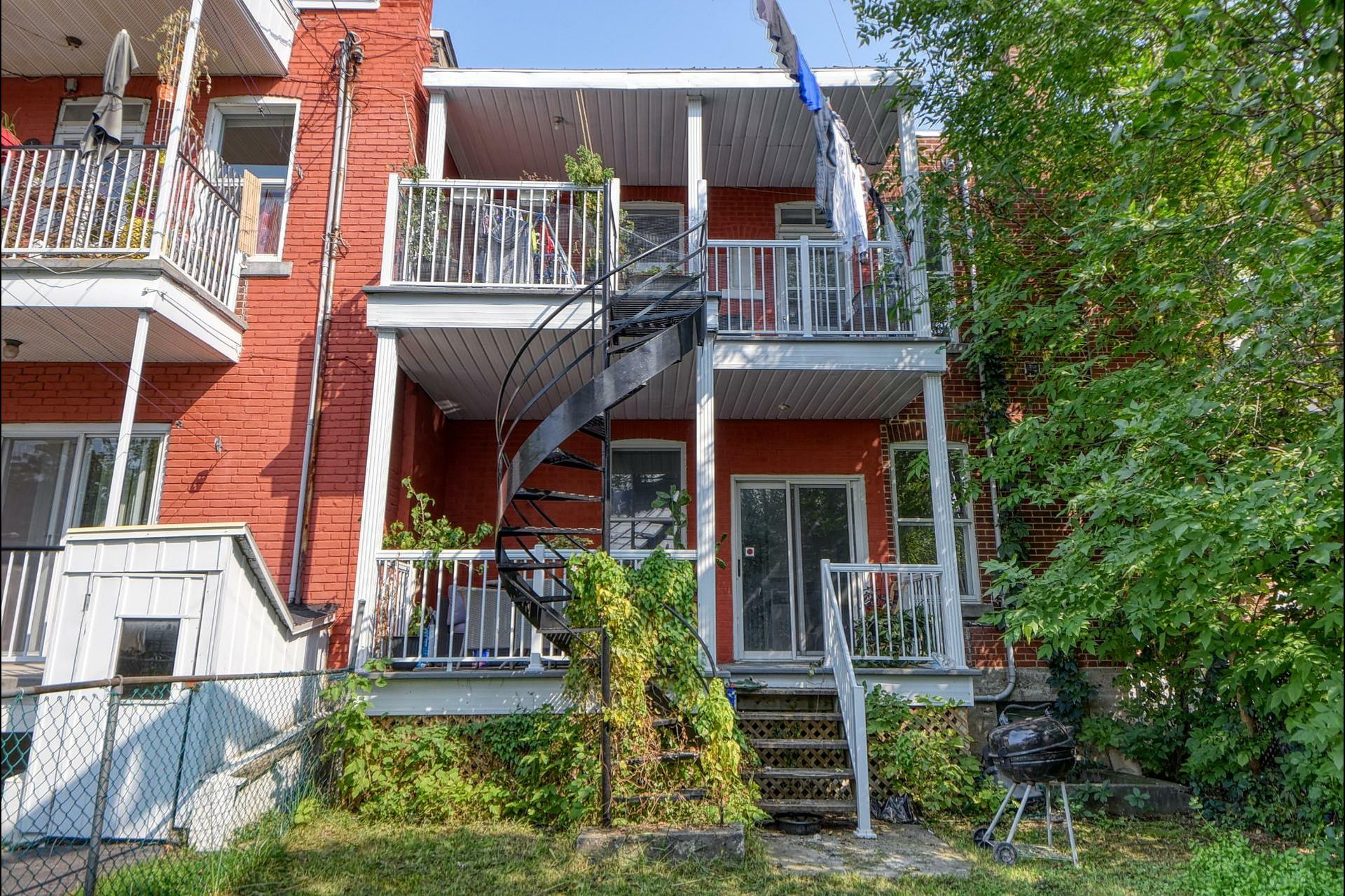 image 12 - Duplex À vendre Le Sud-Ouest Montréal  - 4 pièces