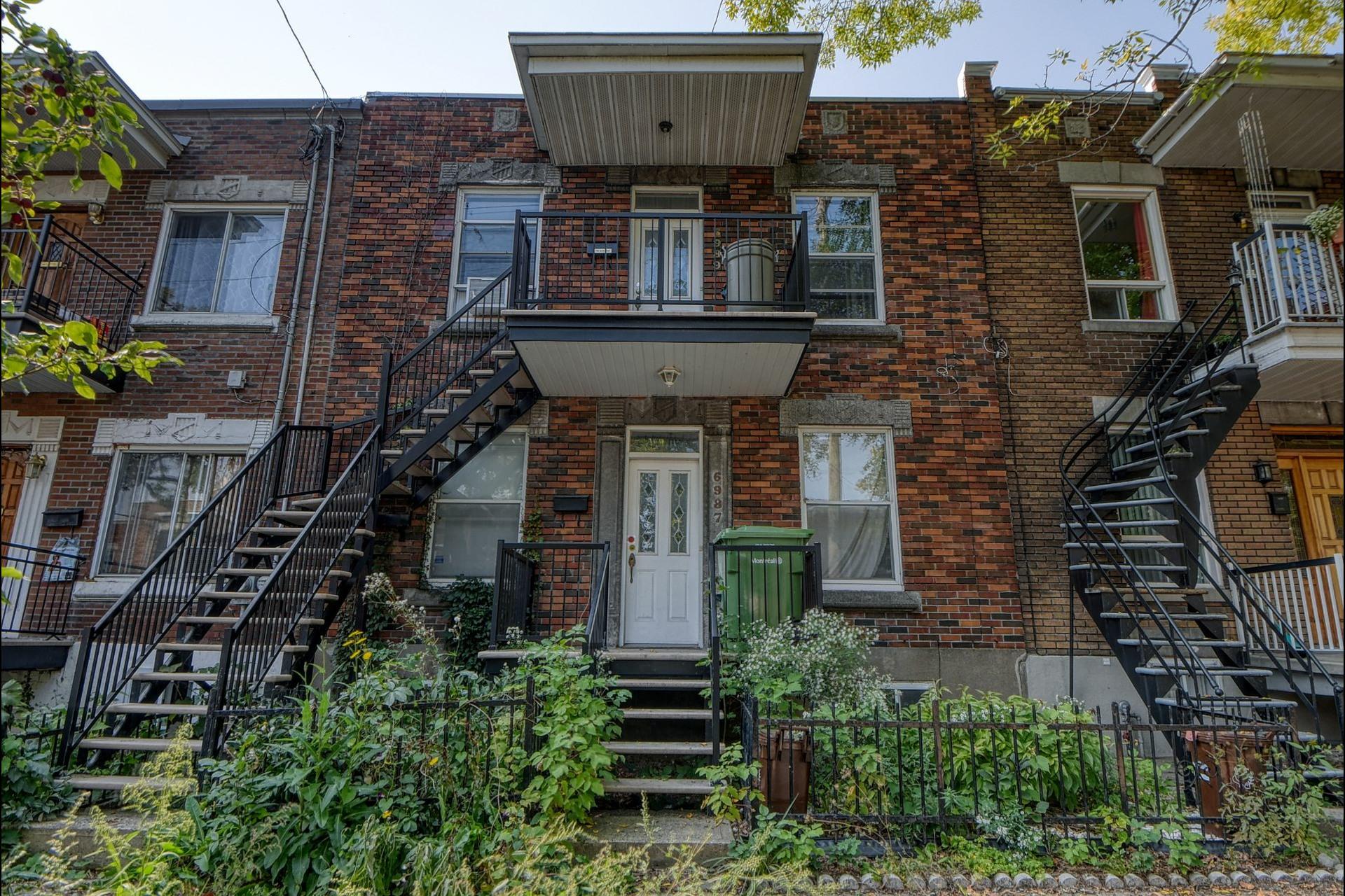 image 13 - Duplex À vendre Le Sud-Ouest Montréal  - 4 pièces