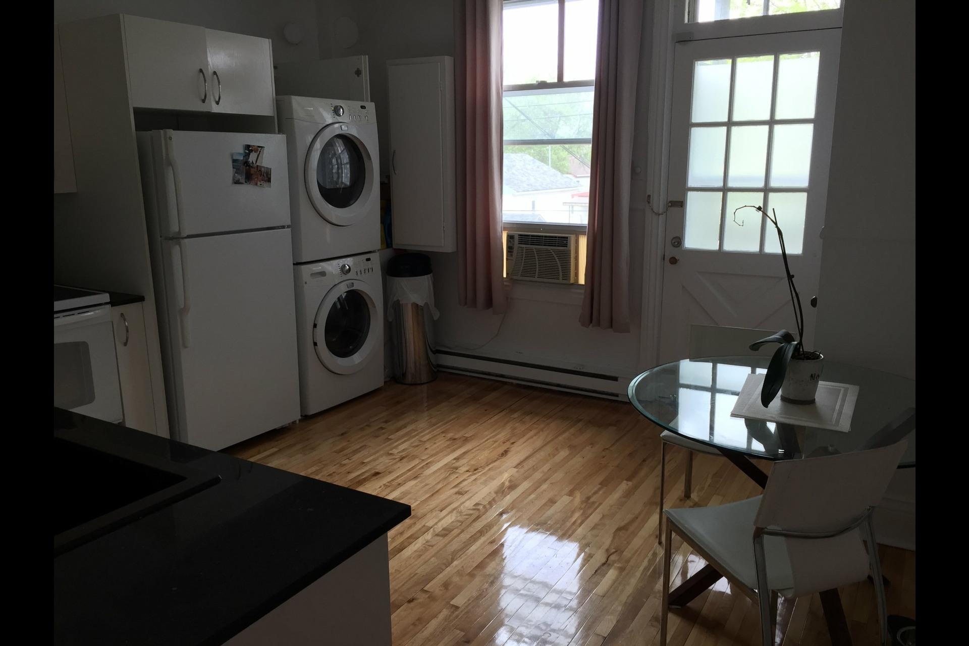 image 2 - Duplex À vendre Le Sud-Ouest Montréal  - 4 pièces
