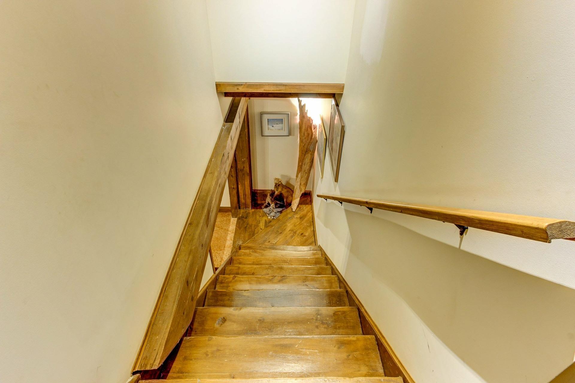 image 16 - Maison À vendre Notre-Dame-du-Mont-Carmel - 10 pièces