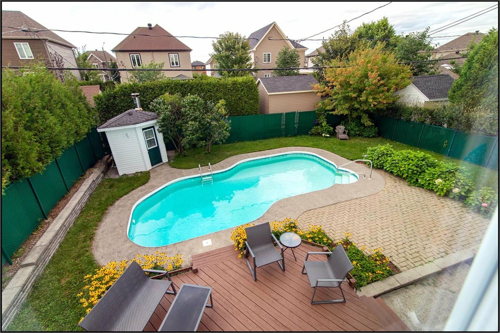 image 24 - Maison À vendre Saint-Augustin-de-Desmaures - 13 pièces