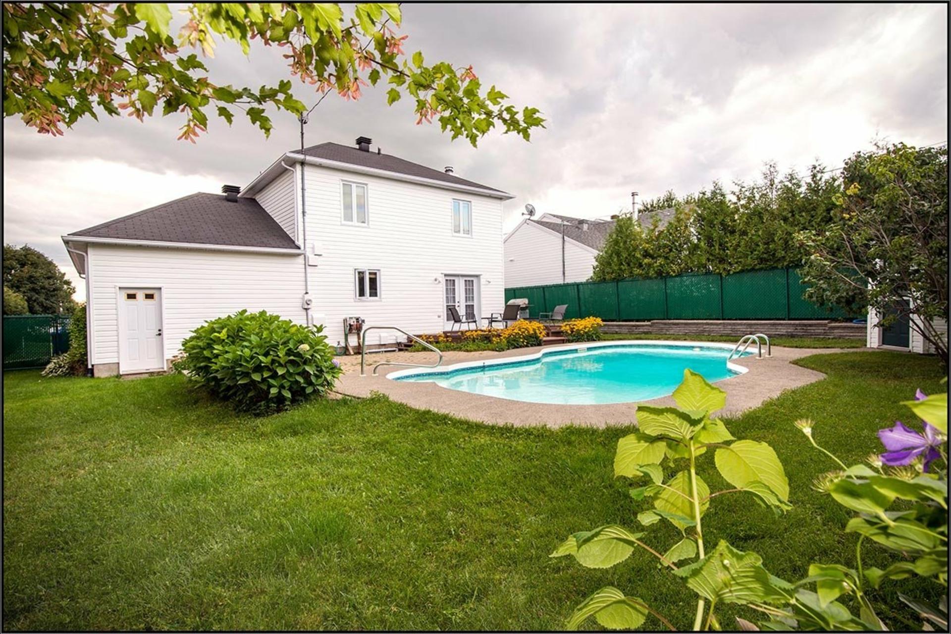image 27 - Maison À vendre Saint-Augustin-de-Desmaures - 13 pièces