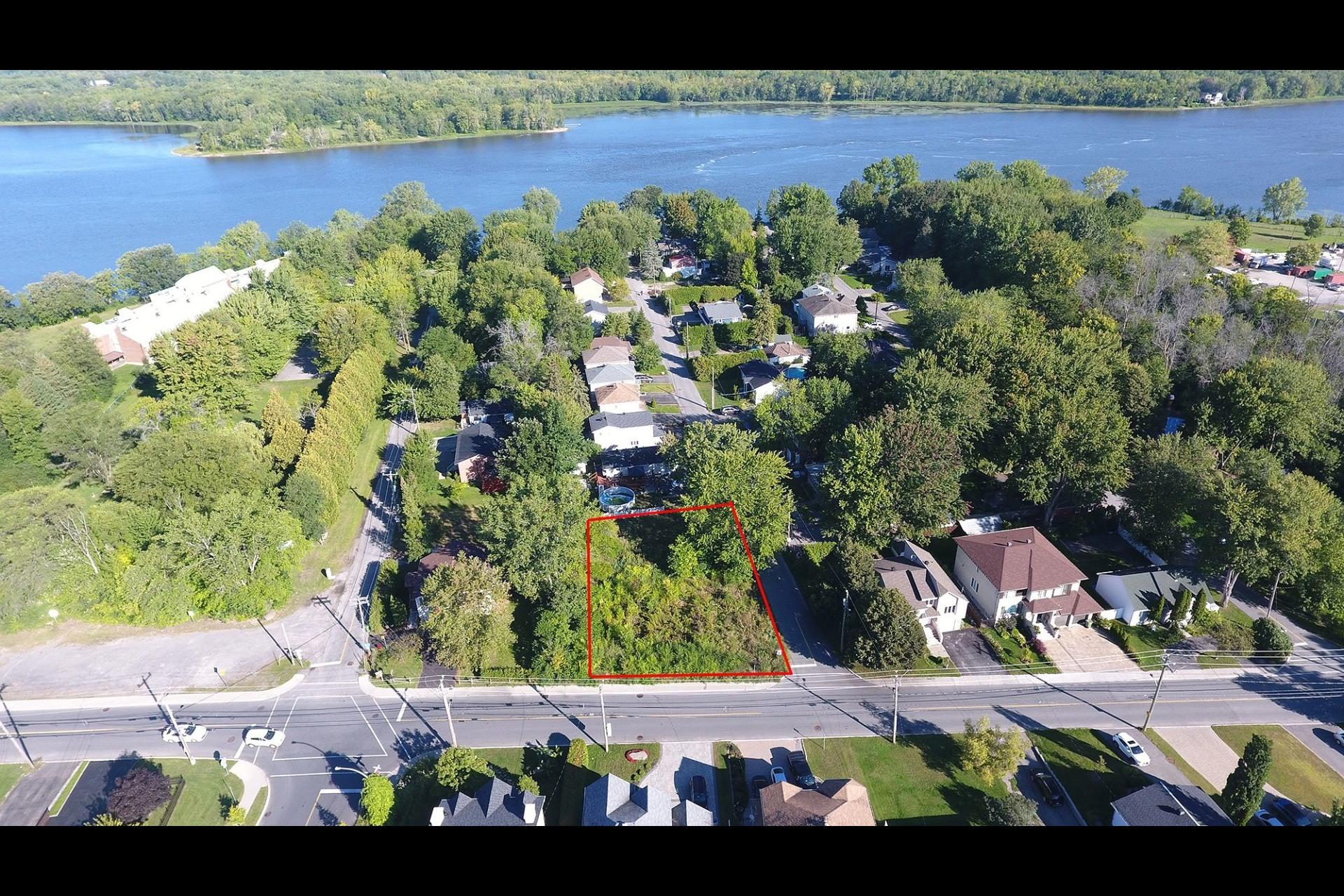 image 0 - Terrain À vendre Pierrefonds-Roxboro Montréal