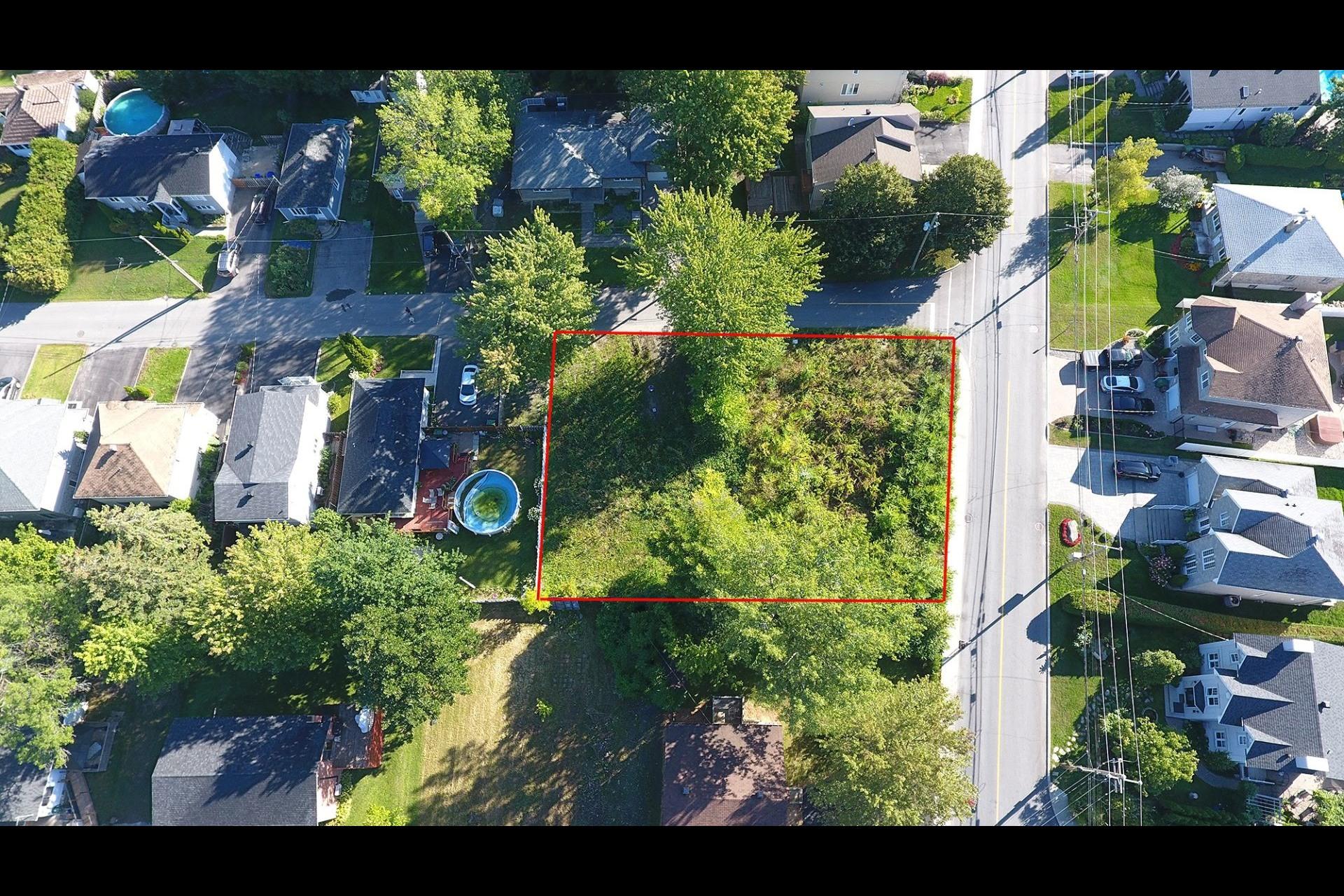 image 2 - Terrain À vendre Pierrefonds-Roxboro Montréal