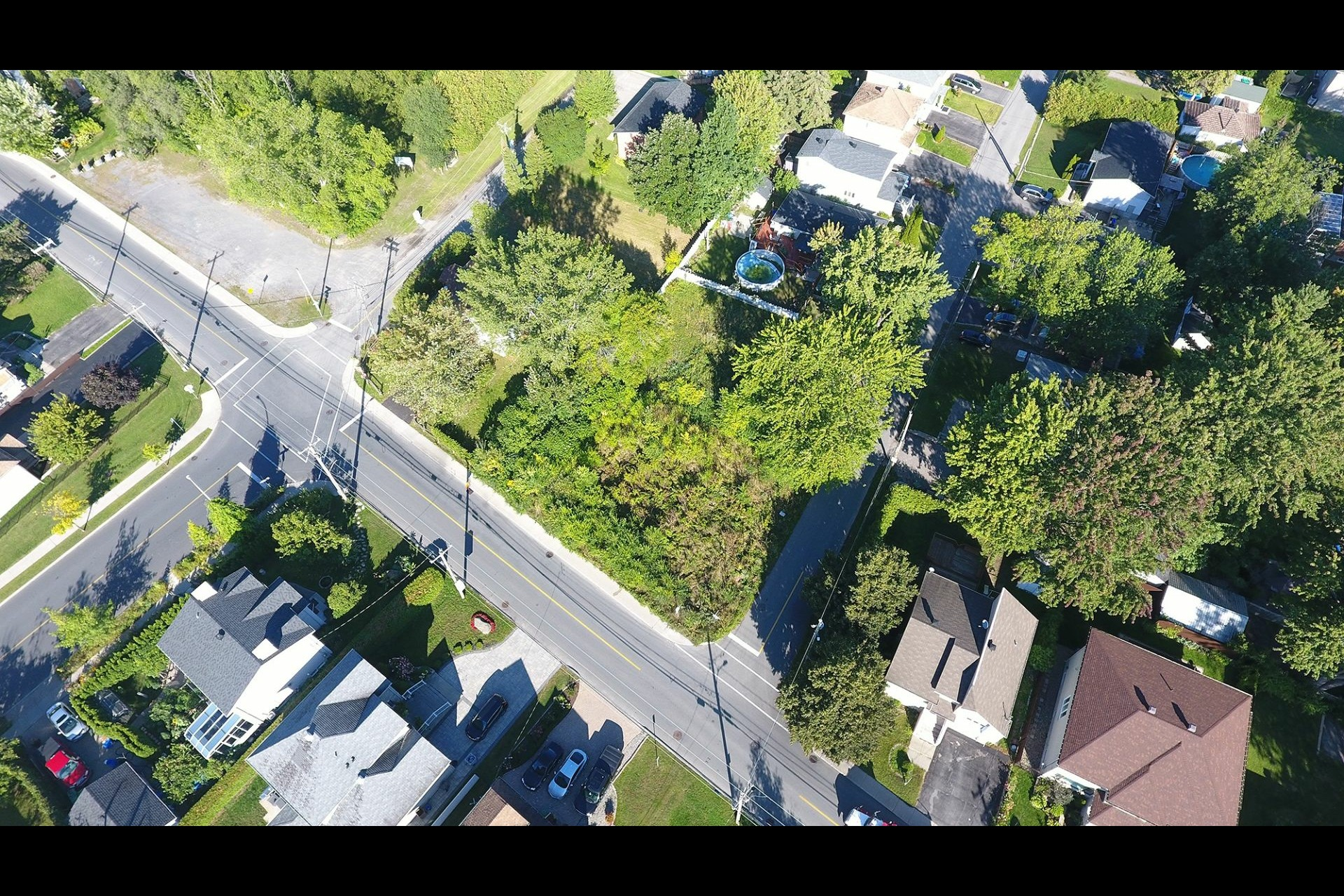 image 6 - Terrain À vendre Pierrefonds-Roxboro Montréal