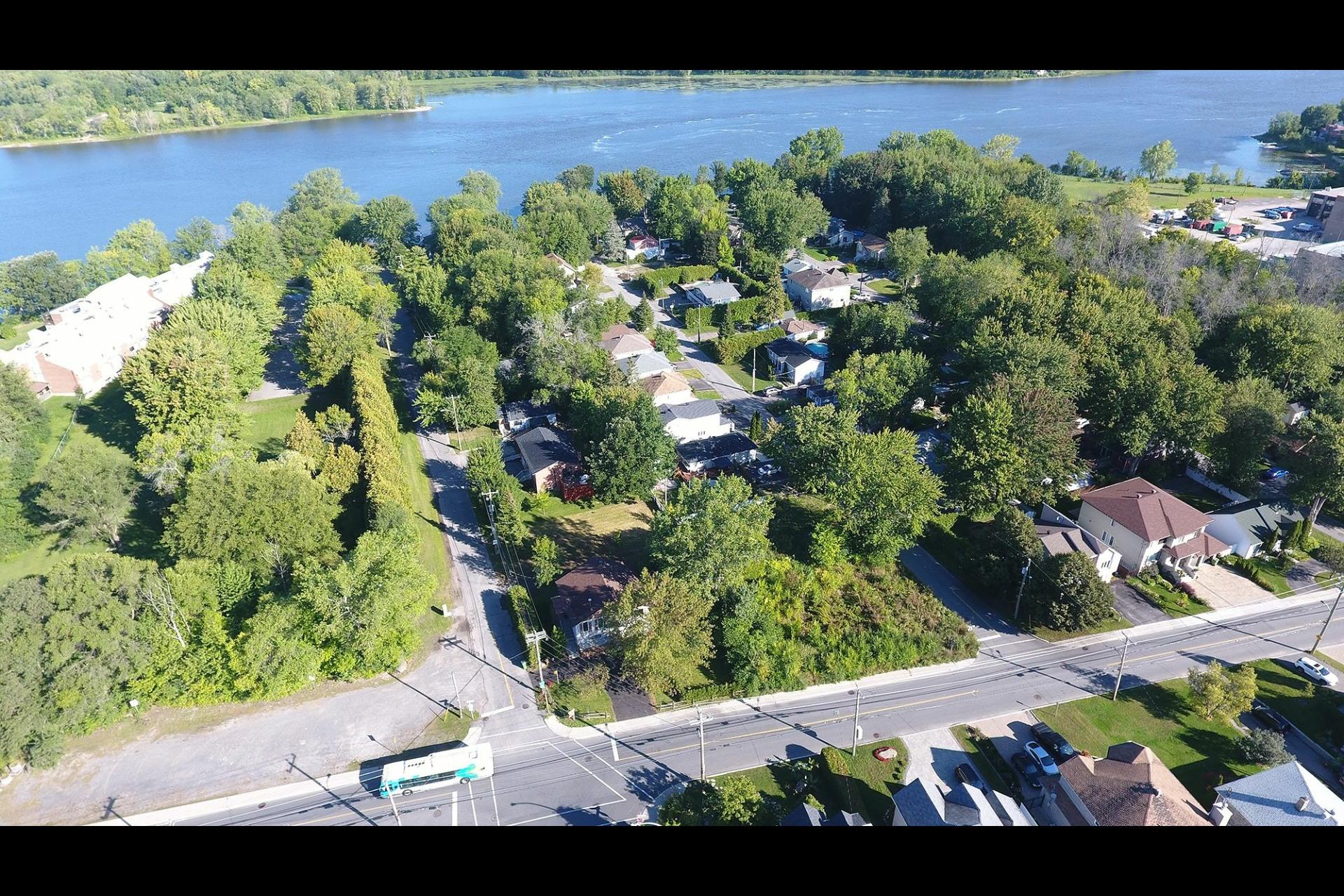 image 7 - Terrain À vendre Pierrefonds-Roxboro Montréal
