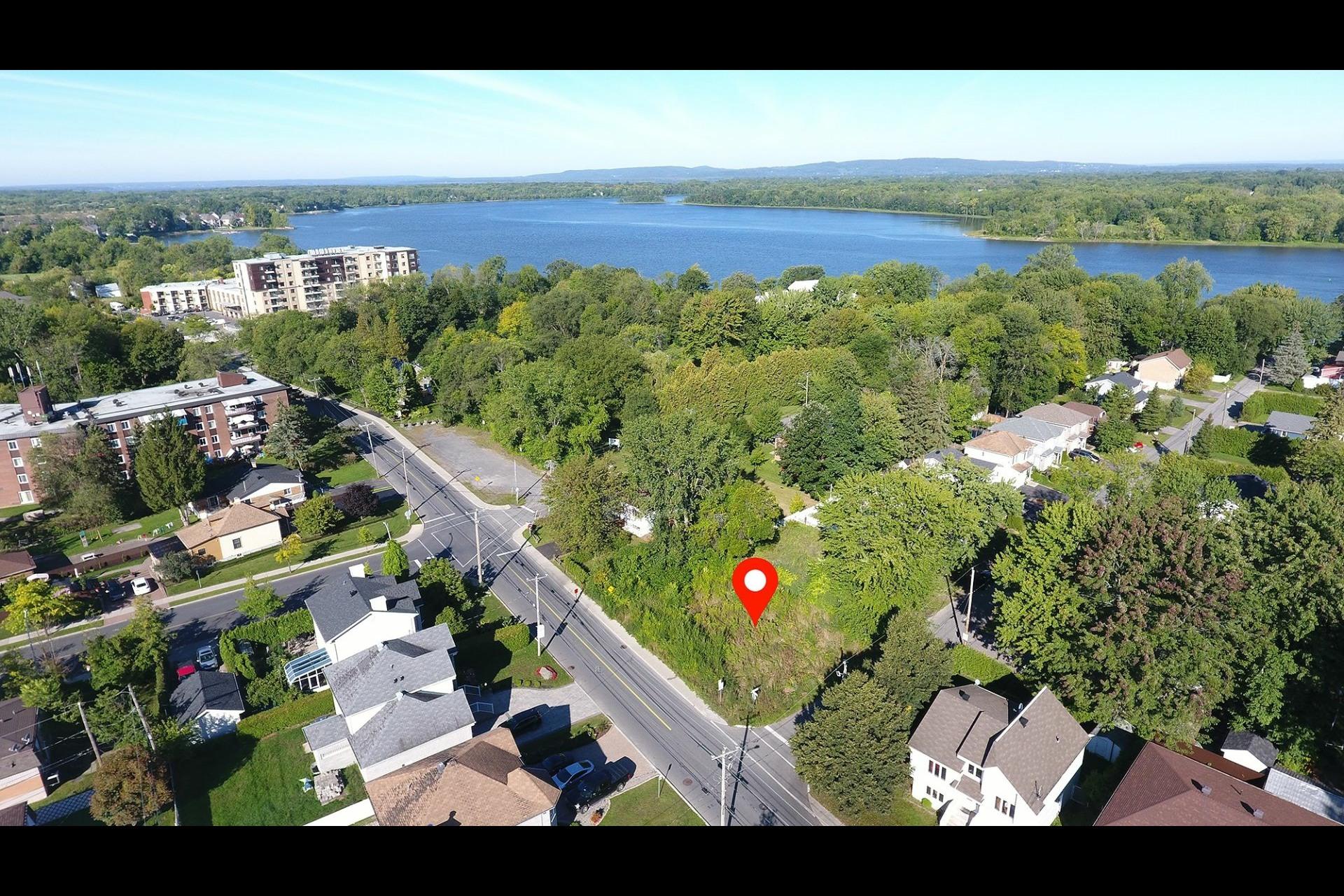 image 4 - Terrain À vendre Pierrefonds-Roxboro Montréal