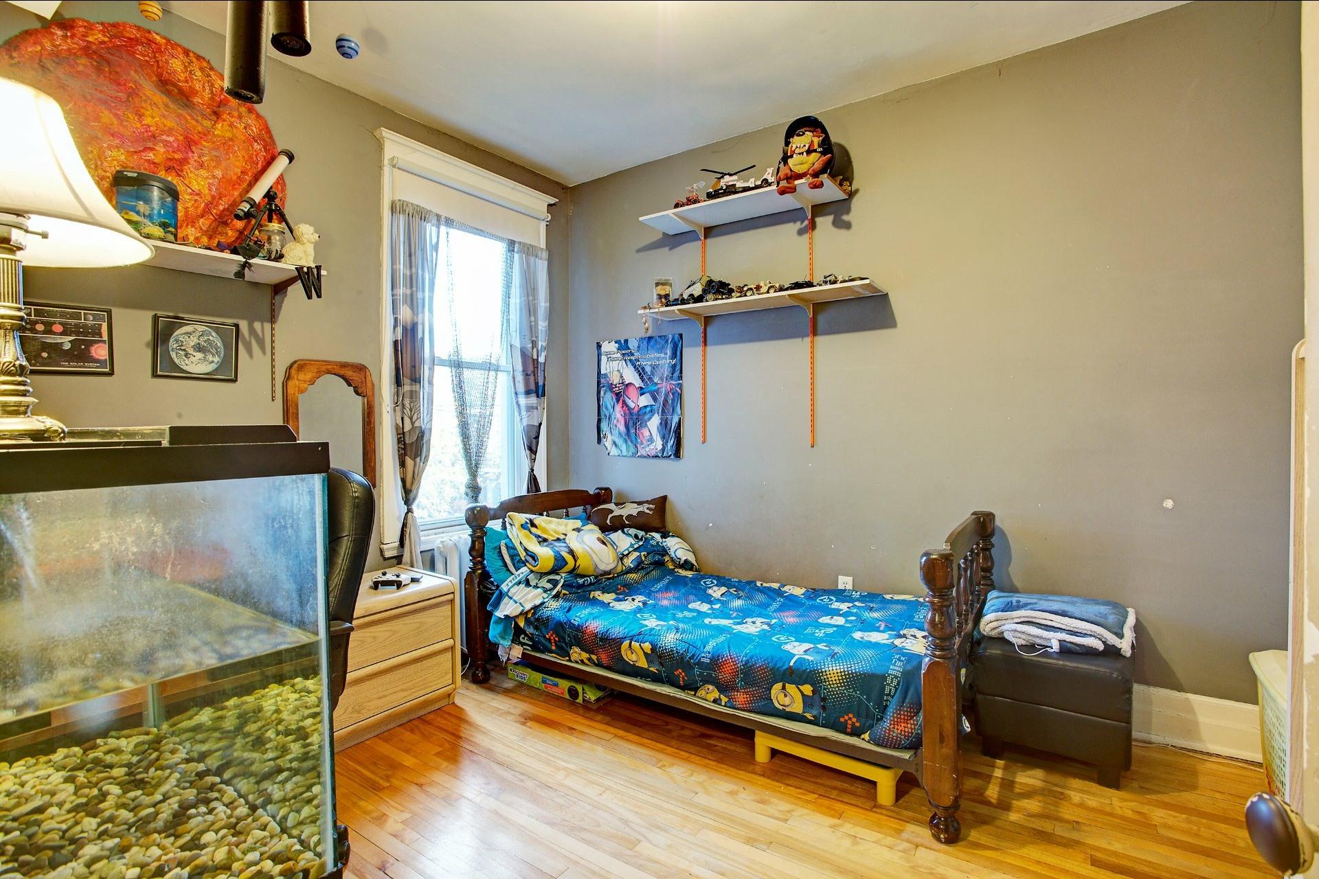 image 8 - Triplex For sale Le Sud-Ouest Montréal  - 6 rooms