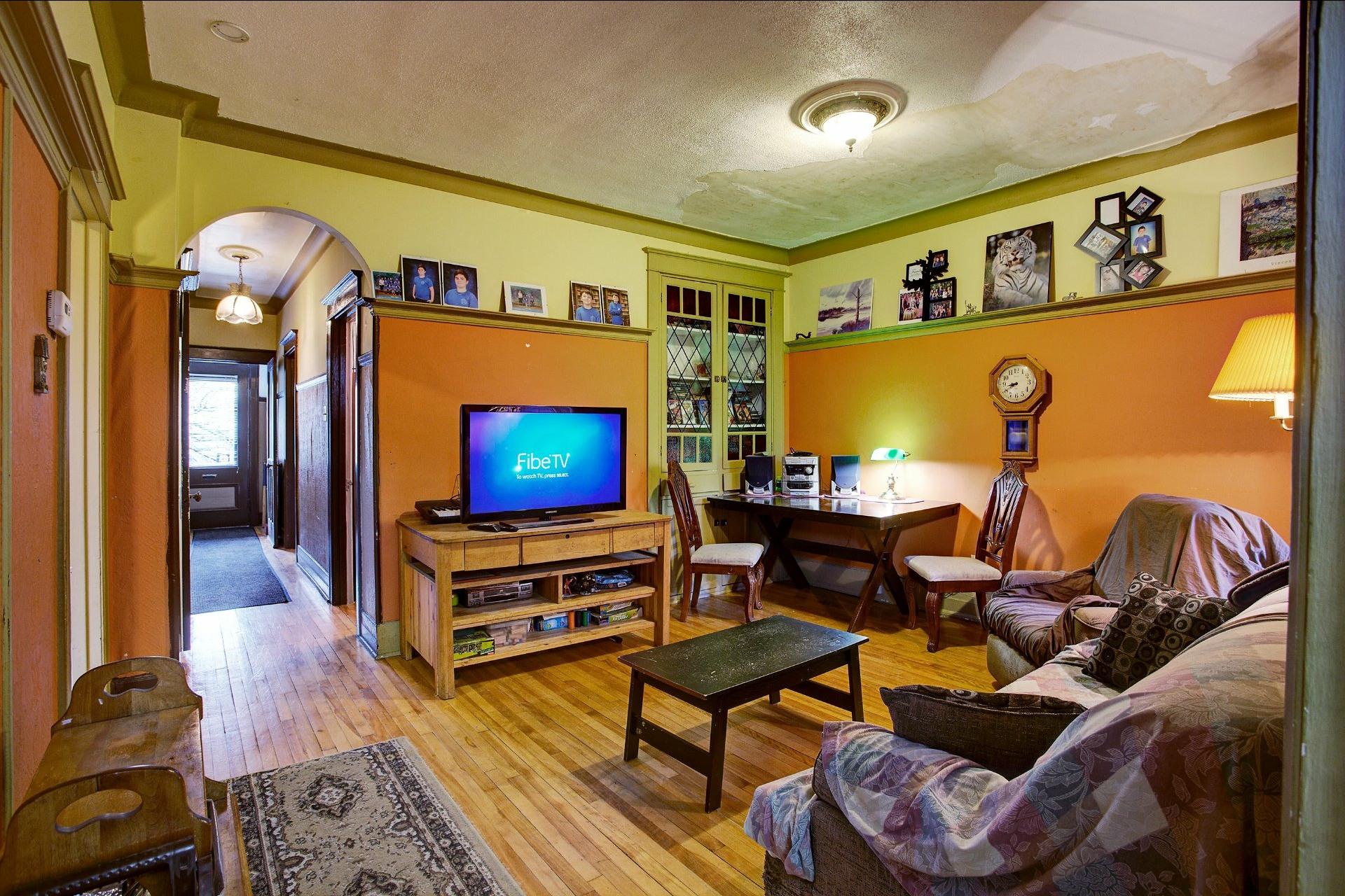 image 10 - Triplex For sale Le Sud-Ouest Montréal  - 6 rooms