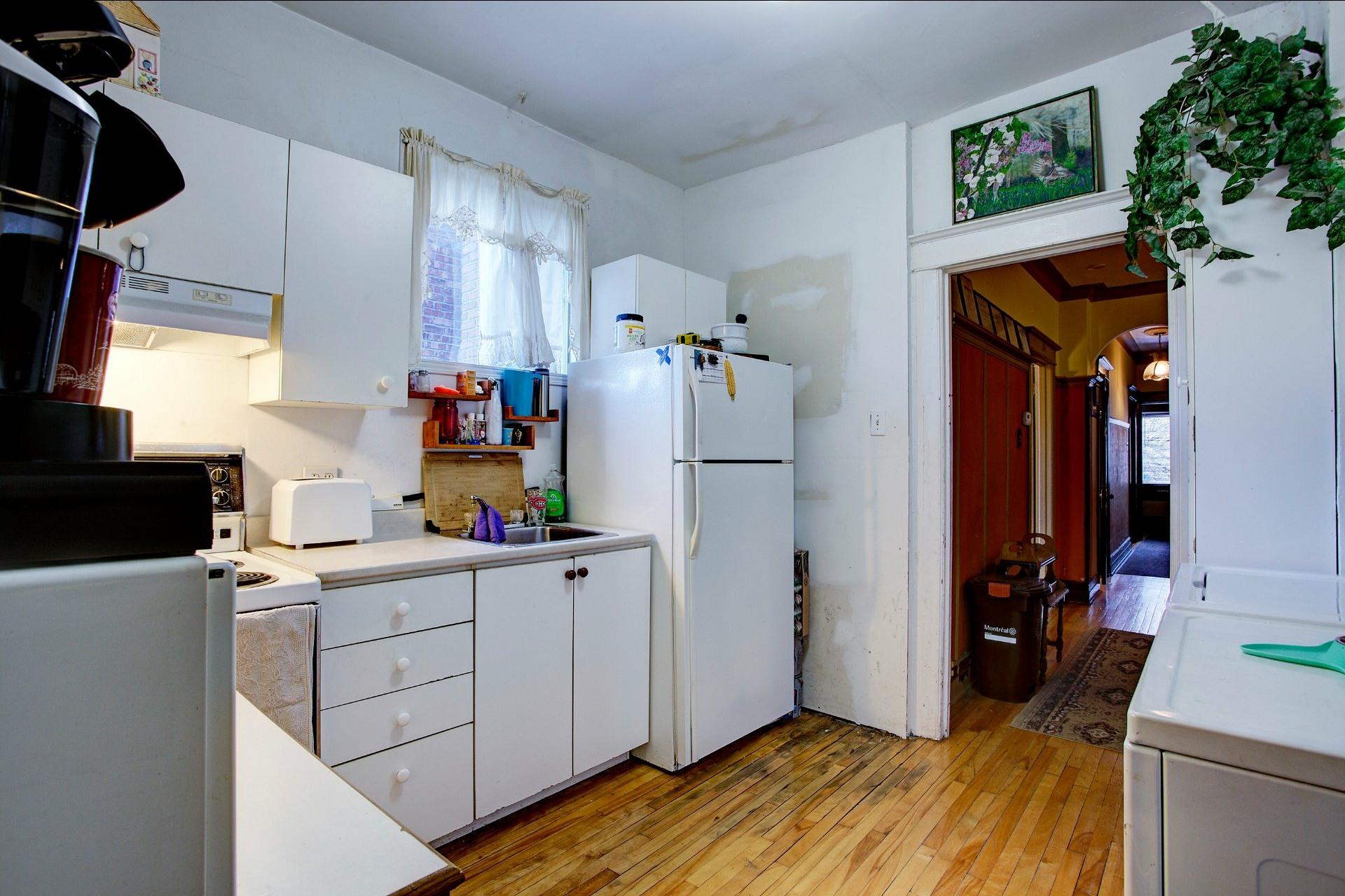 image 12 - Triplex For sale Le Sud-Ouest Montréal  - 6 rooms