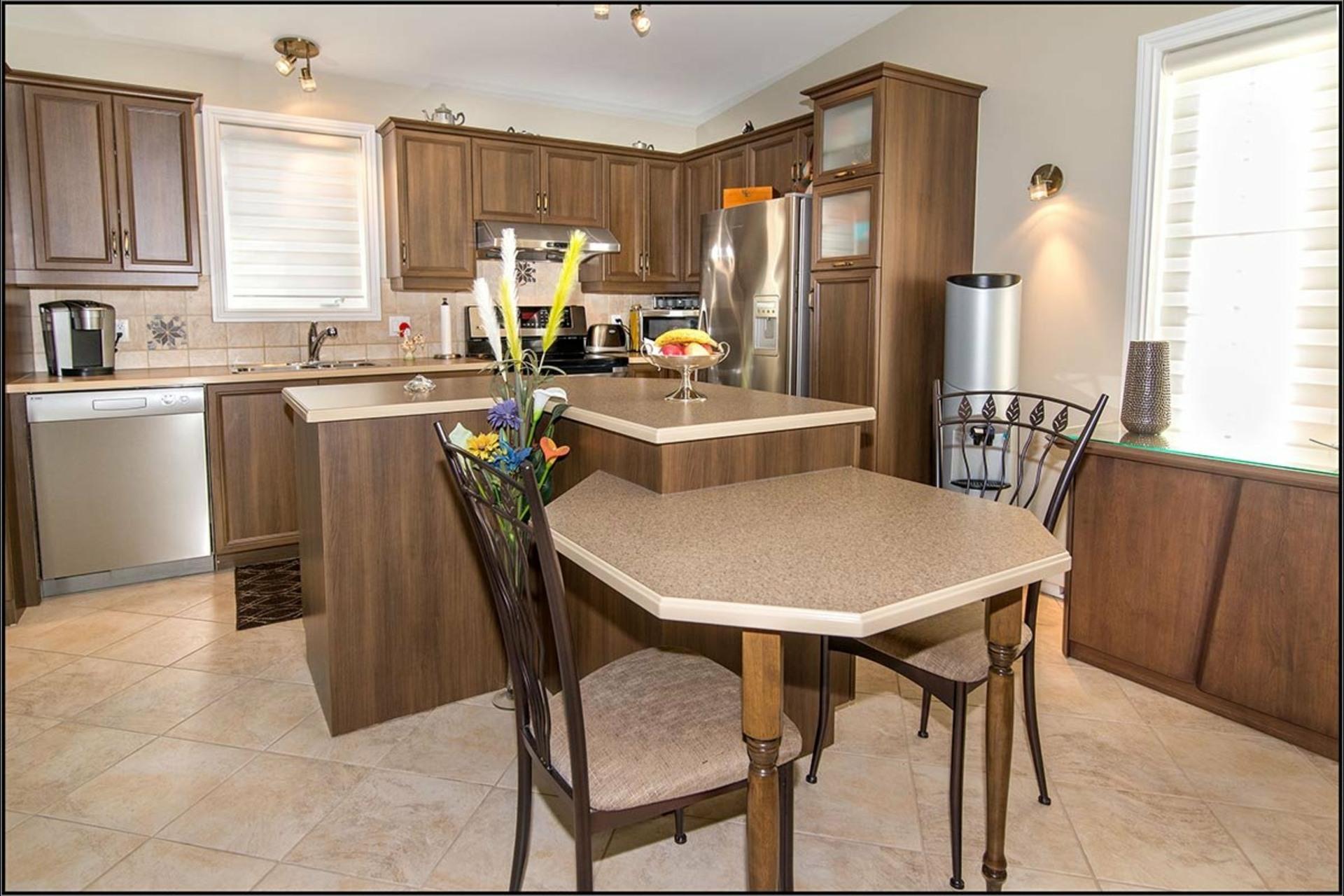 image 4 - House For sale Fossambault-sur-le-Lac - 7 rooms