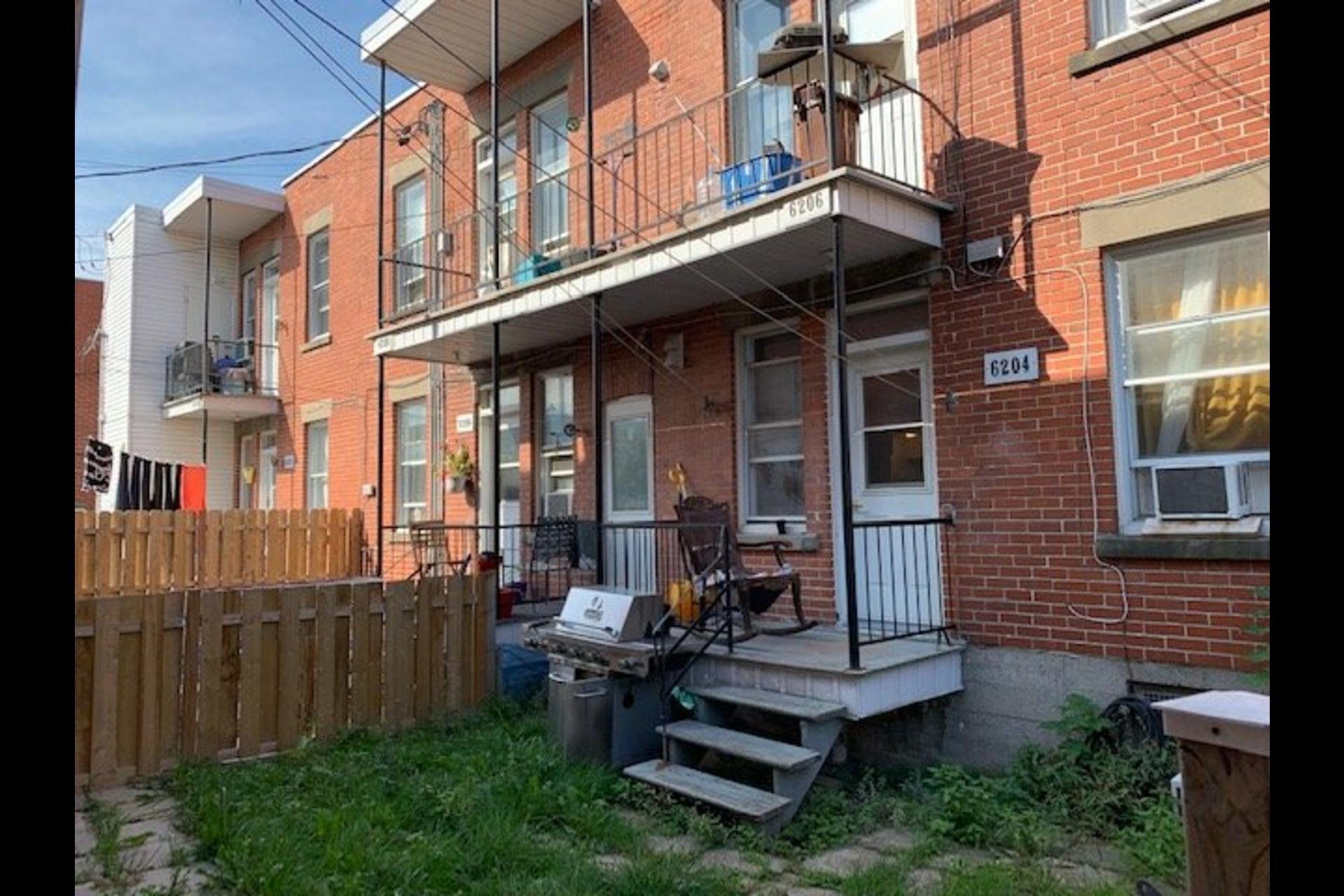 image 7 - Quadruplex For sale Verdun/Île-des-Sours Montréal  - 5 rooms