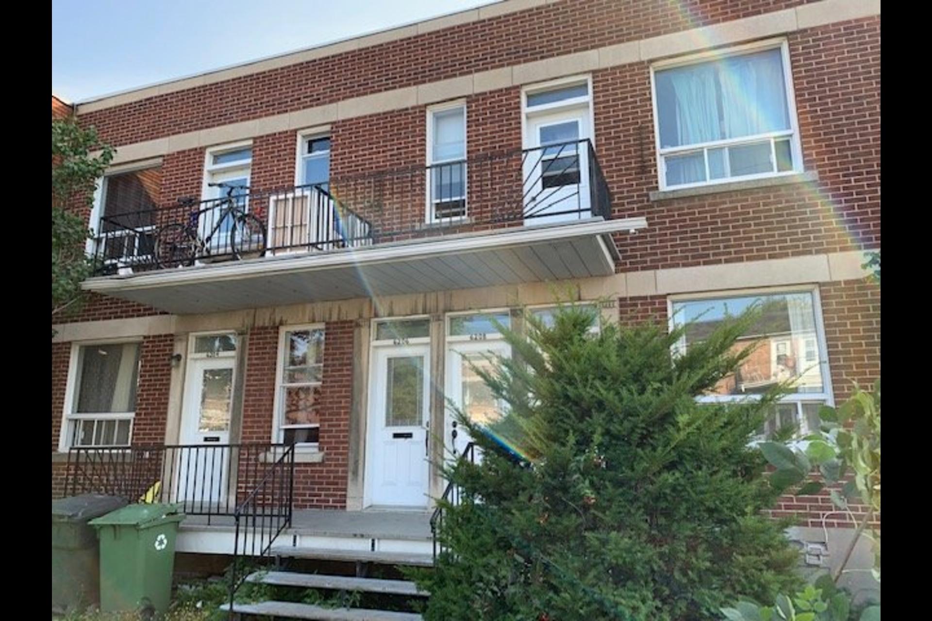image 2 - Quadruplex For sale Verdun/Île-des-Sours Montréal  - 5 rooms