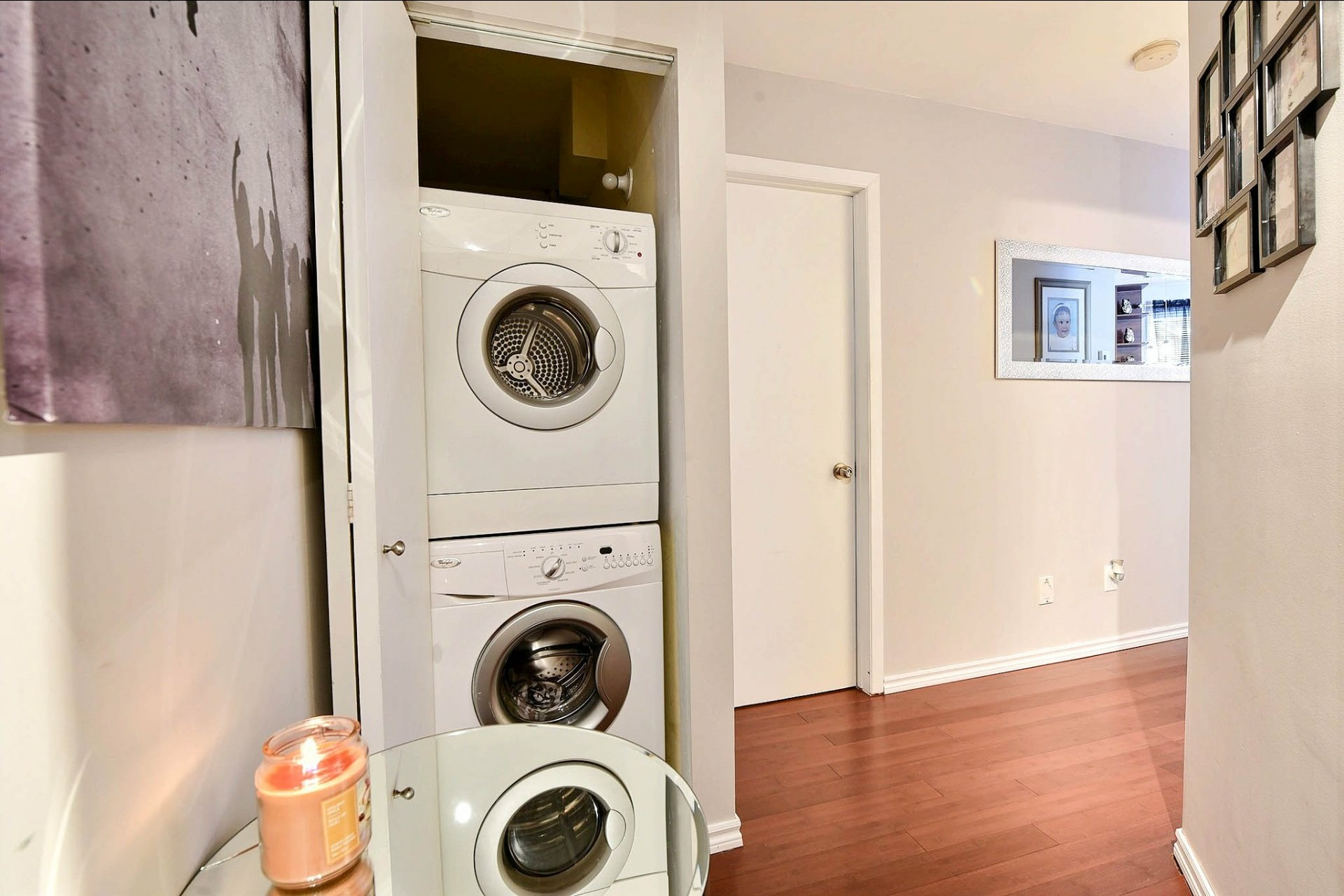 image 11 - Appartement À vendre Chomedey Laval  - 3 pièces