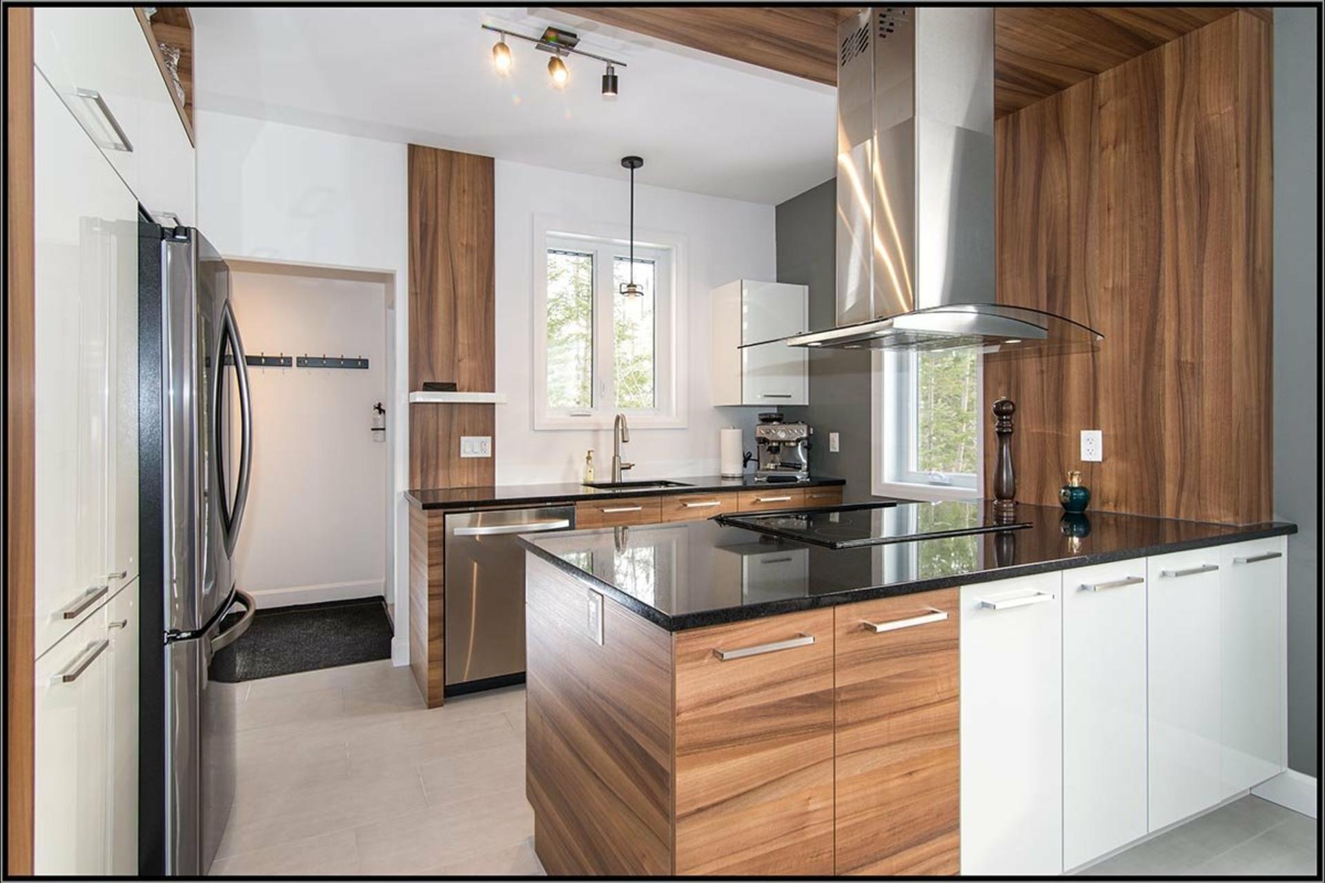 image 4 - Maison À vendre Sainte-Catherine-de-la-Jacques-Cartier - 12 pièces