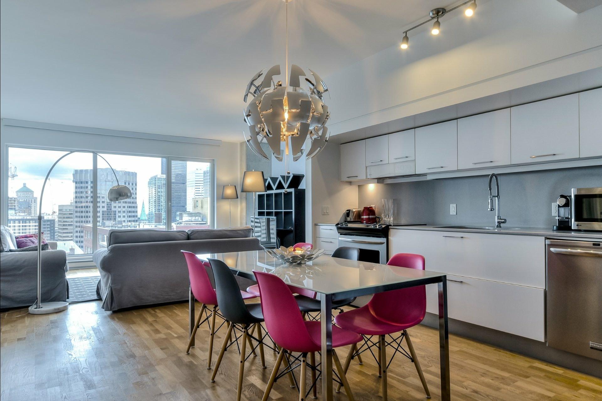 image 1 - Appartement À louer Ville-Marie Montréal  - 5 pièces