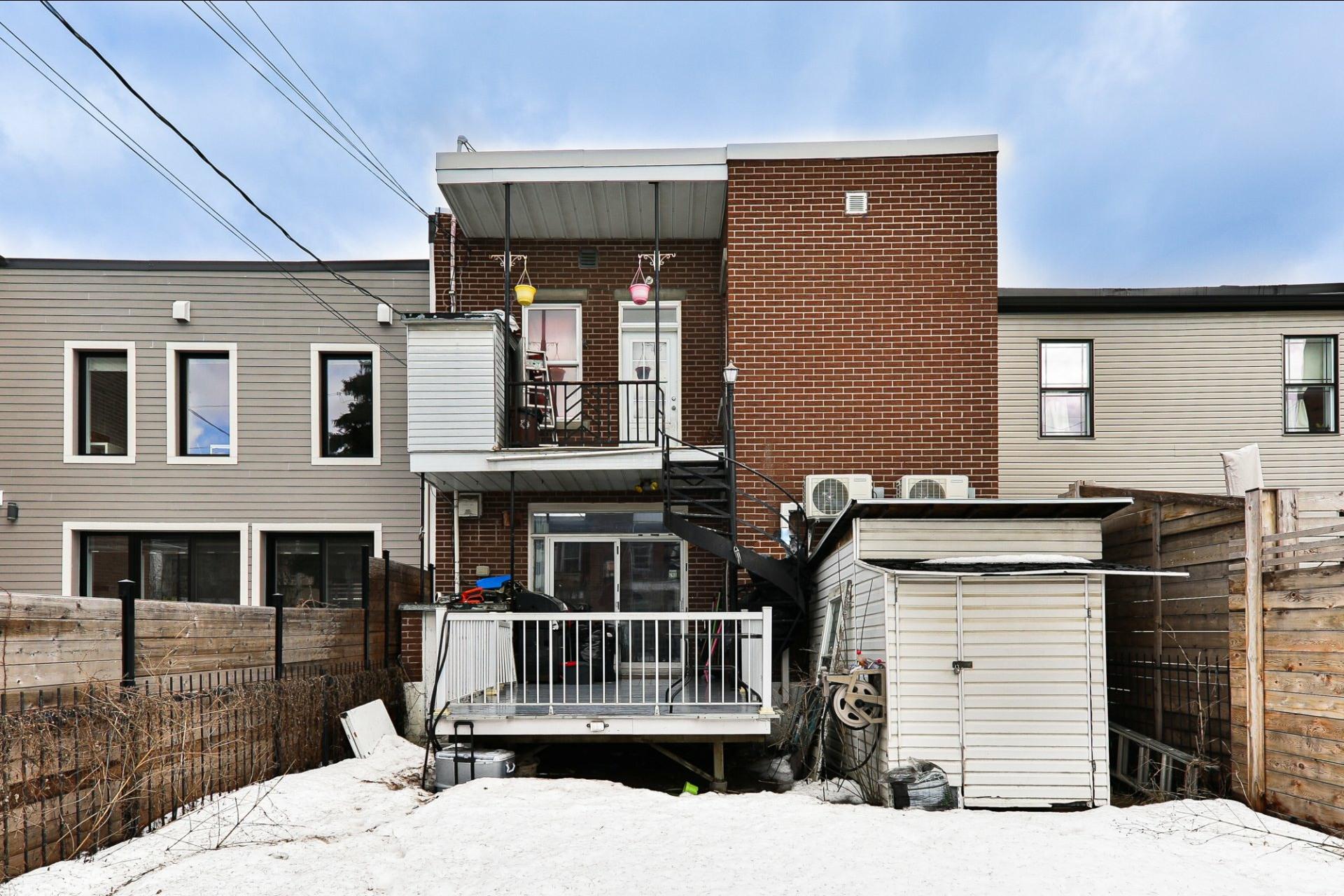 image 18 - Duplex À vendre Le Sud-Ouest Montréal  - 5 pièces