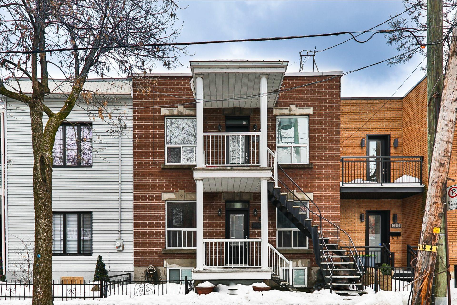 image 0 - Duplex À vendre Le Sud-Ouest Montréal  - 5 pièces