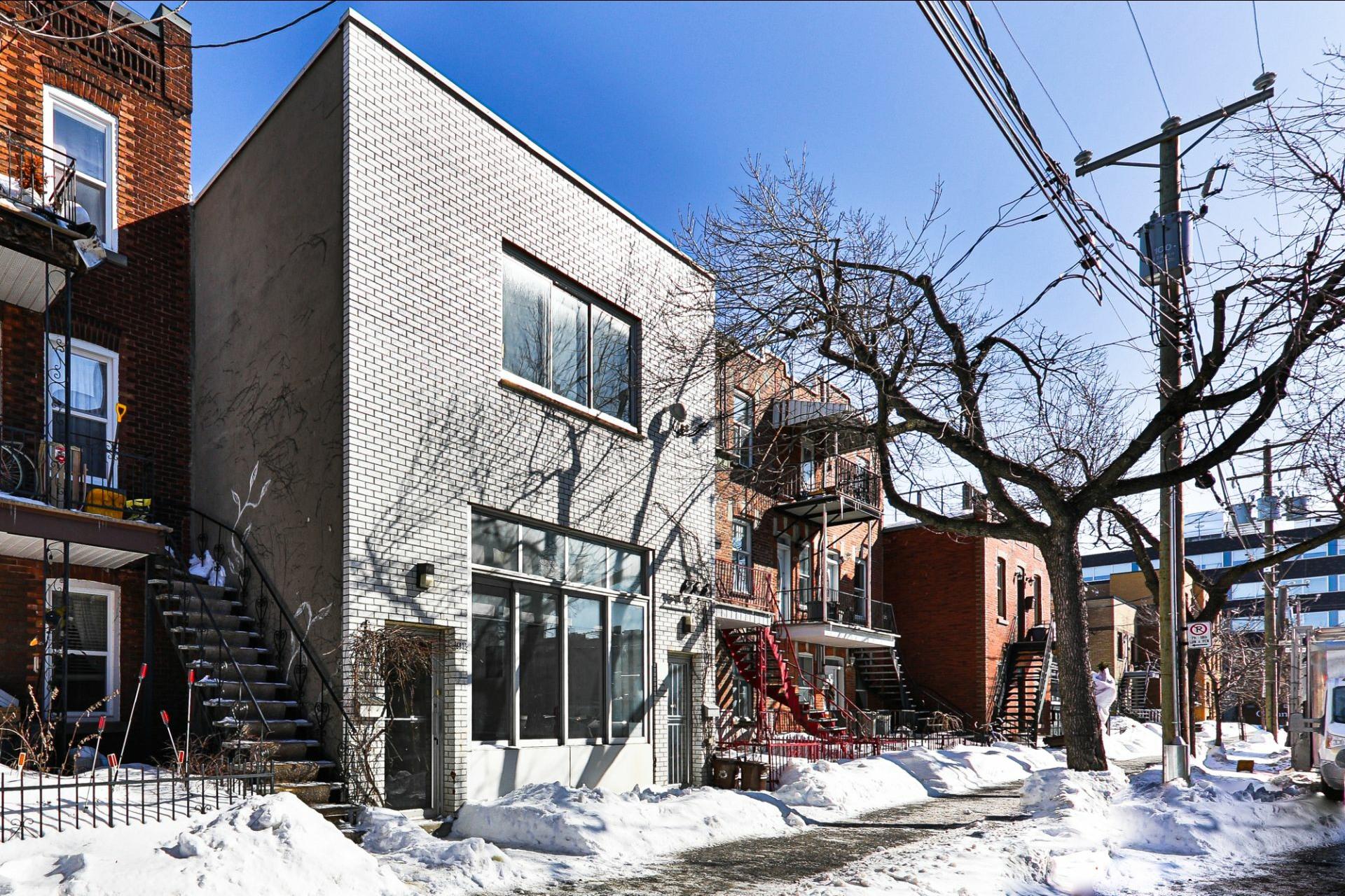 image 1 - Duplex À vendre Rosemont/La Petite-Patrie Montréal