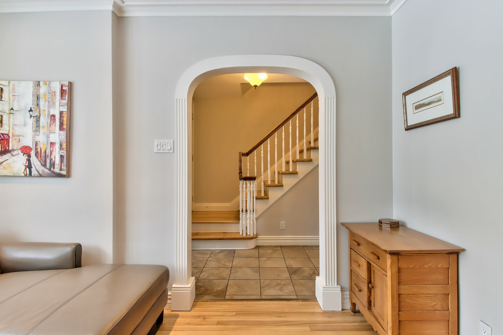 image 2 - House For sale Mont-Royal - 8 rooms