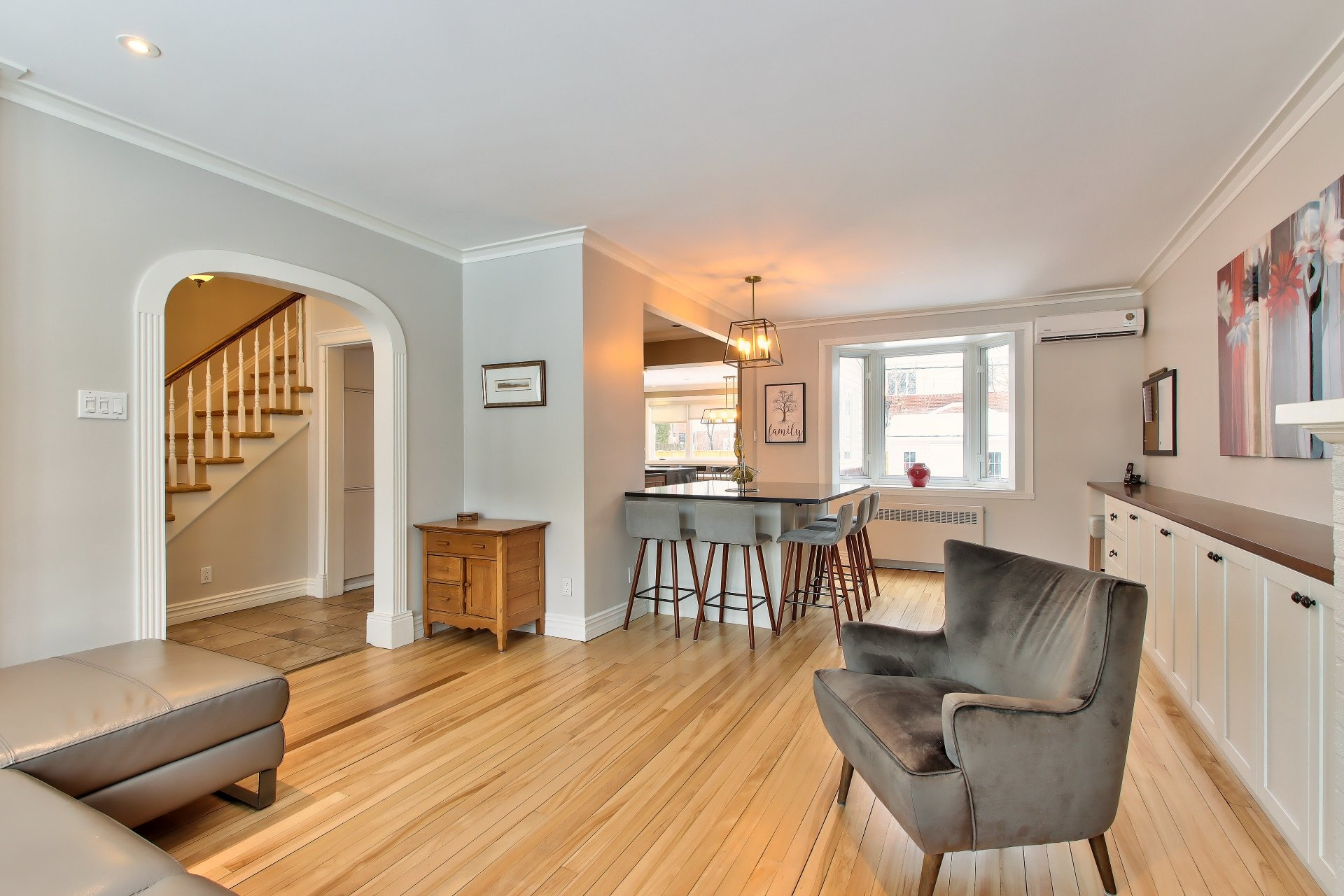 image 7 - House For sale Mont-Royal - 8 rooms
