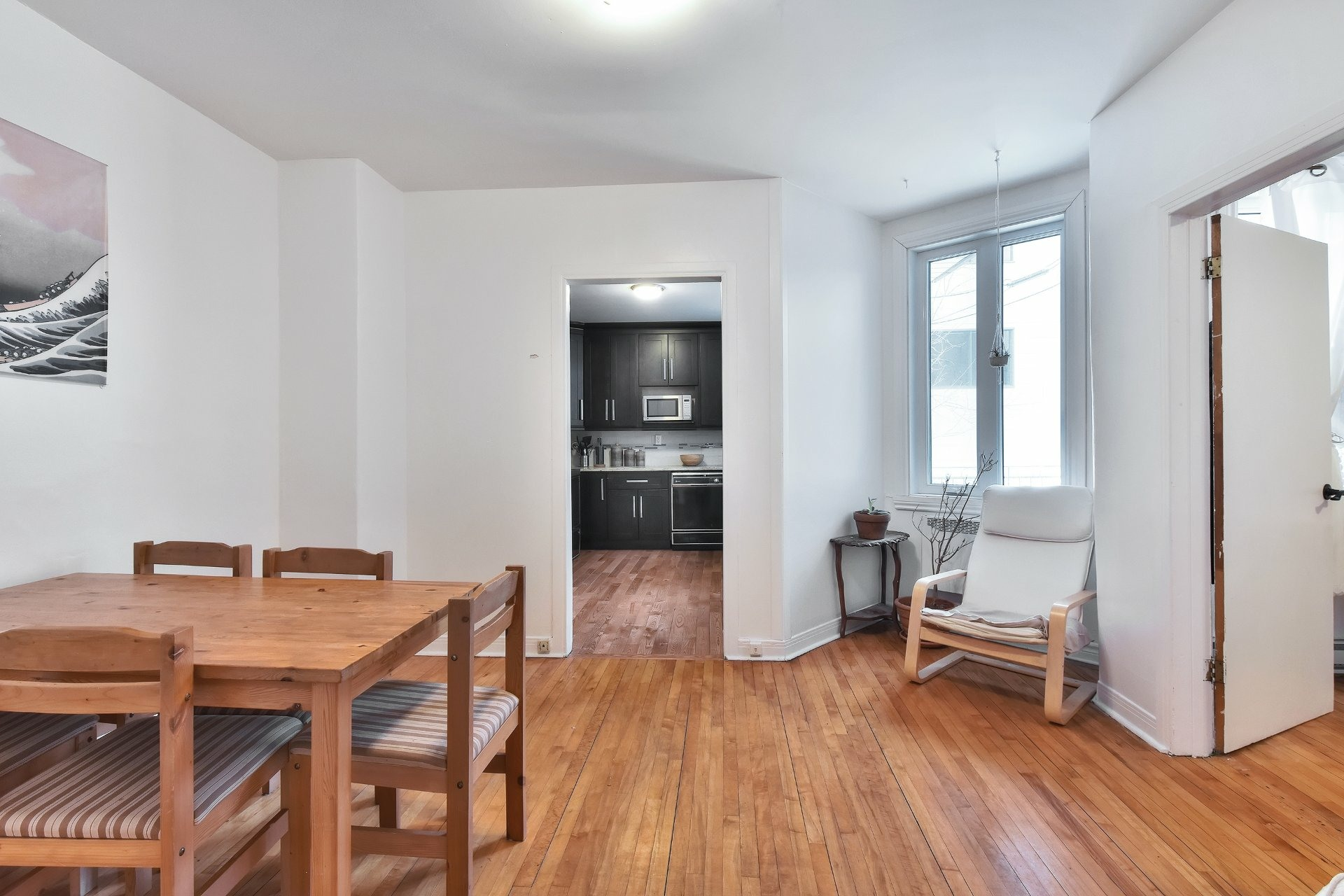 image 11 - Apartment For sale Côte-des-Neiges/Notre-Dame-de-Grâce Montréal  - 7 rooms