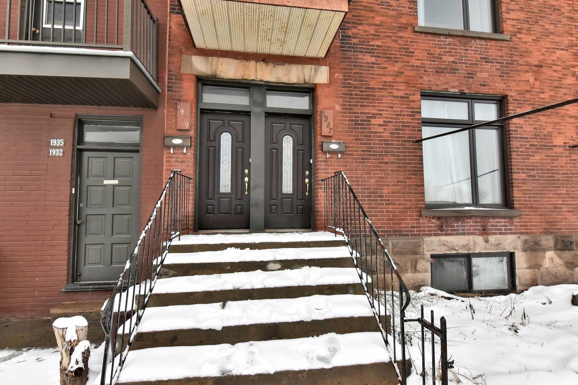 image 0 - Apartment For sale Côte-des-Neiges/Notre-Dame-de-Grâce Montréal  - 7 rooms