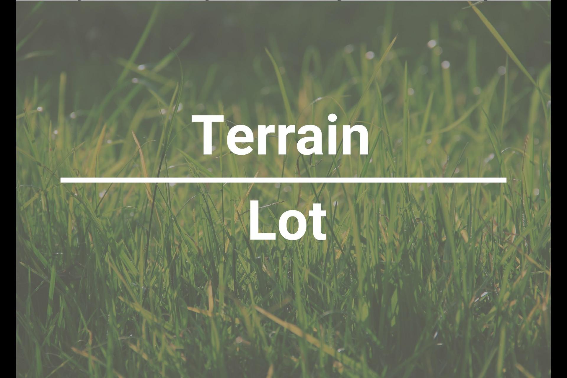 image 0 - Terrain À vendre Saint-Ferréol-les-Neiges