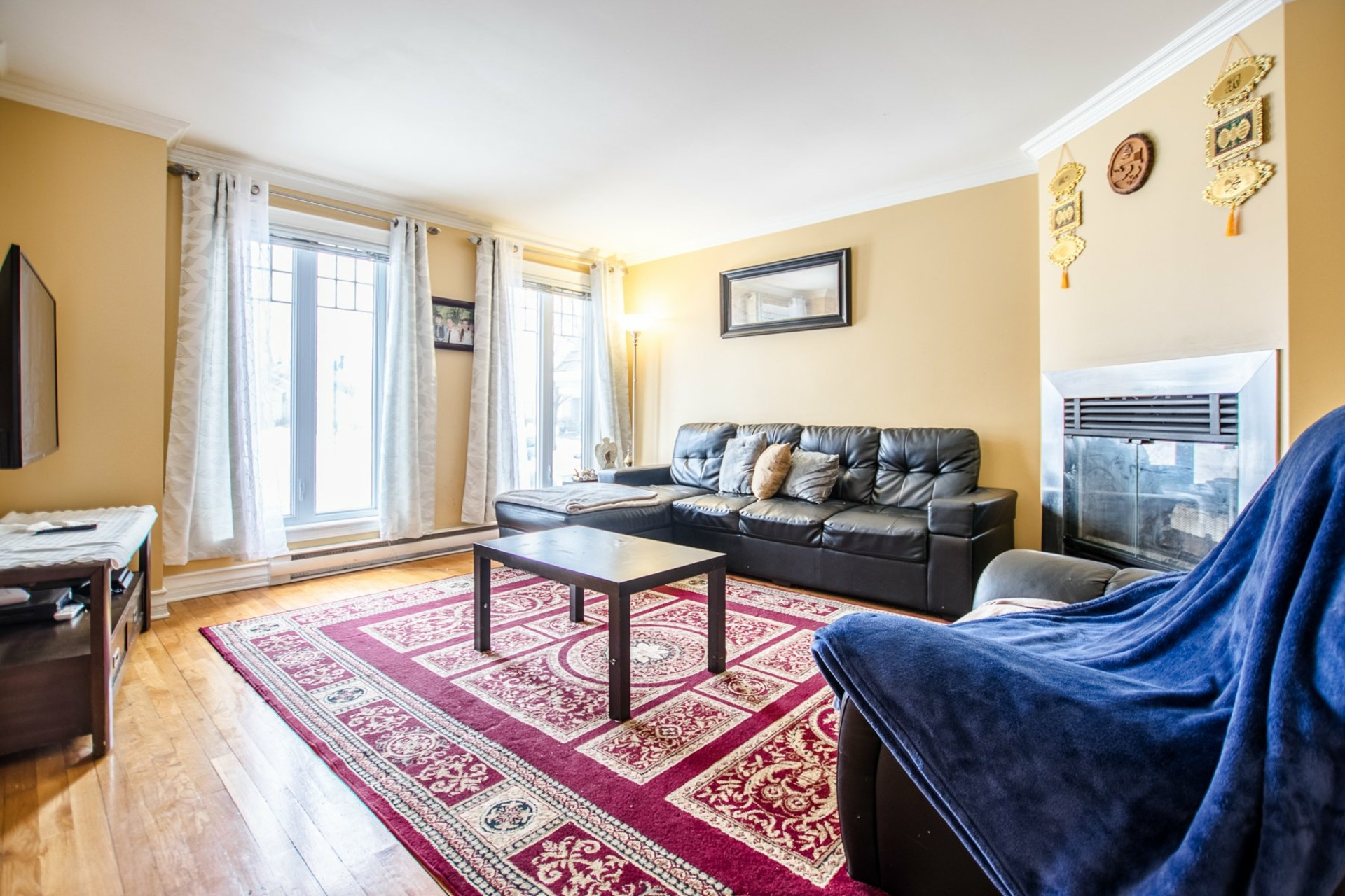 image 1 - House For sale Châteauguay - 10 rooms