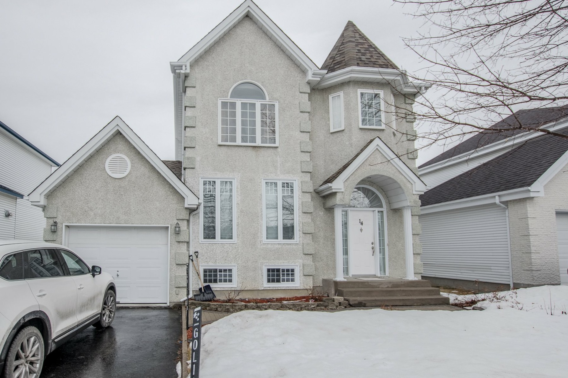 image 0 - House For sale Châteauguay - 10 rooms