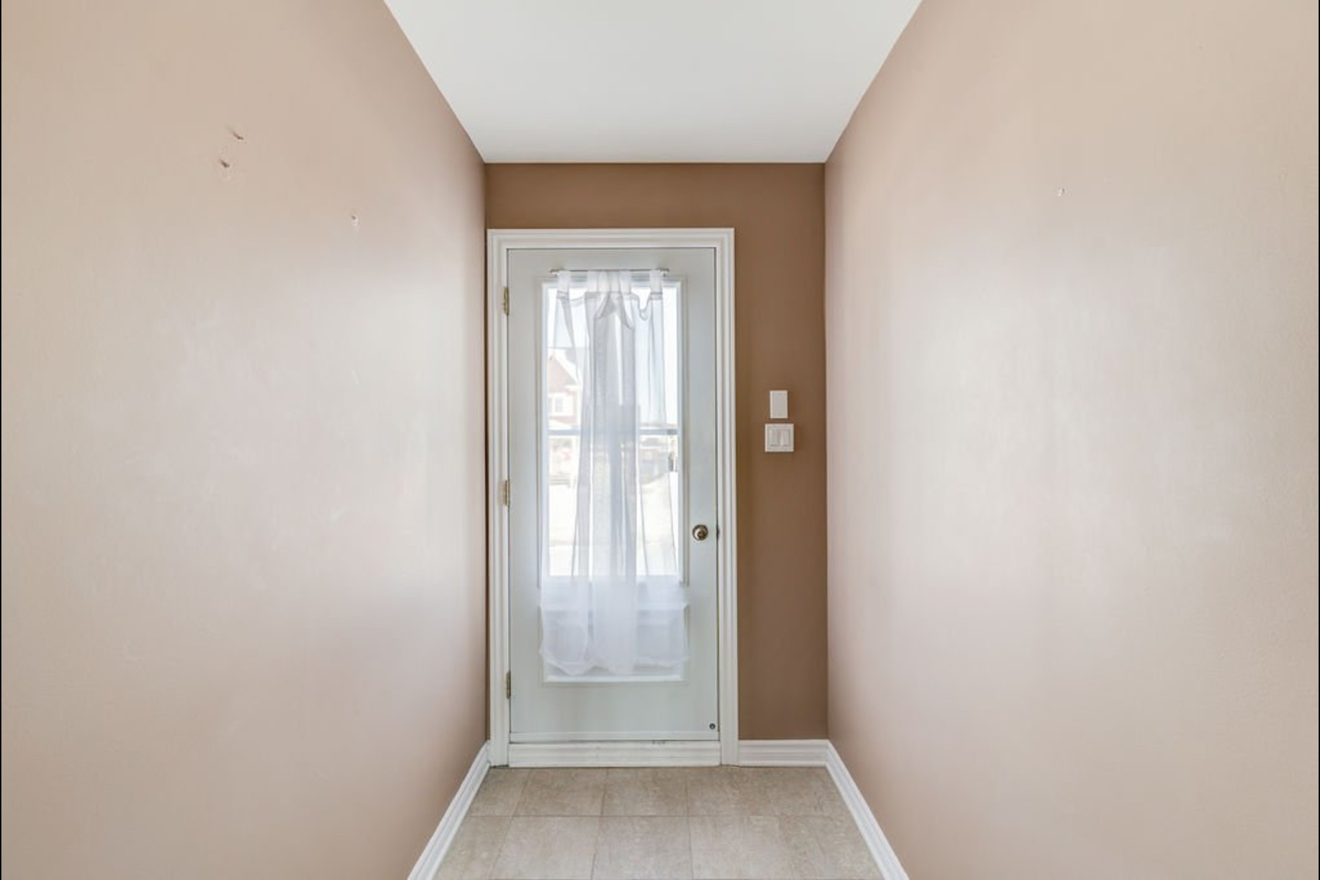 image 2 - Appartement À vendre Mirabel - 7 pièces