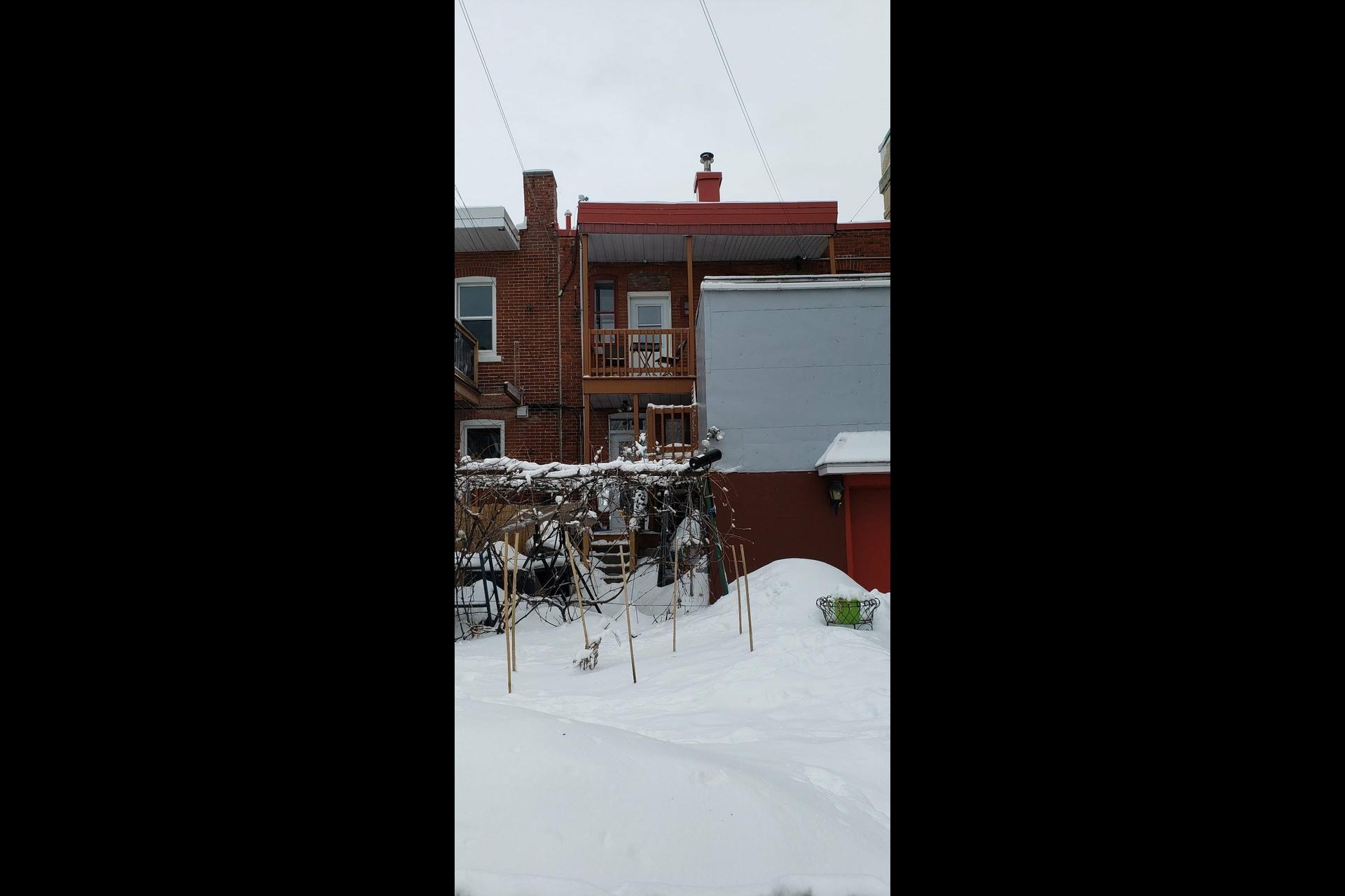 image 28 - Triplex À vendre Rosemont/La Petite-Patrie Montréal  - 3 pièces