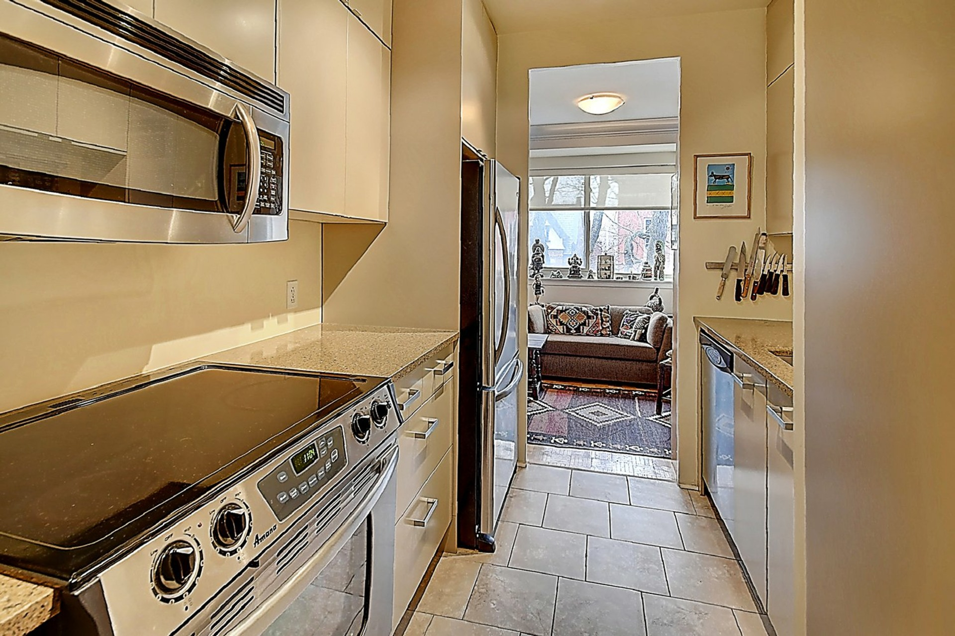 image 9 - Apartment For sale Westmount - 5 rooms
